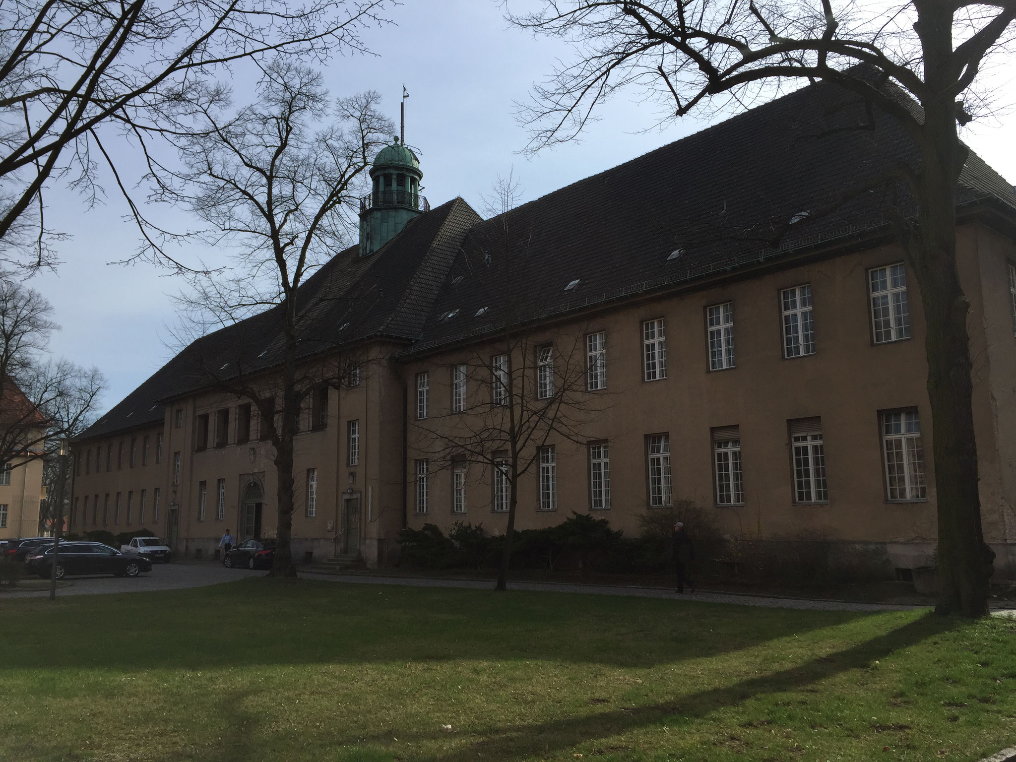 Ludwig-HOFFMANN-Quartier - Hier entstehen 27 Wohneinheiten von 33-50 qm Wohnfläche ! (Denkmalsanierung)