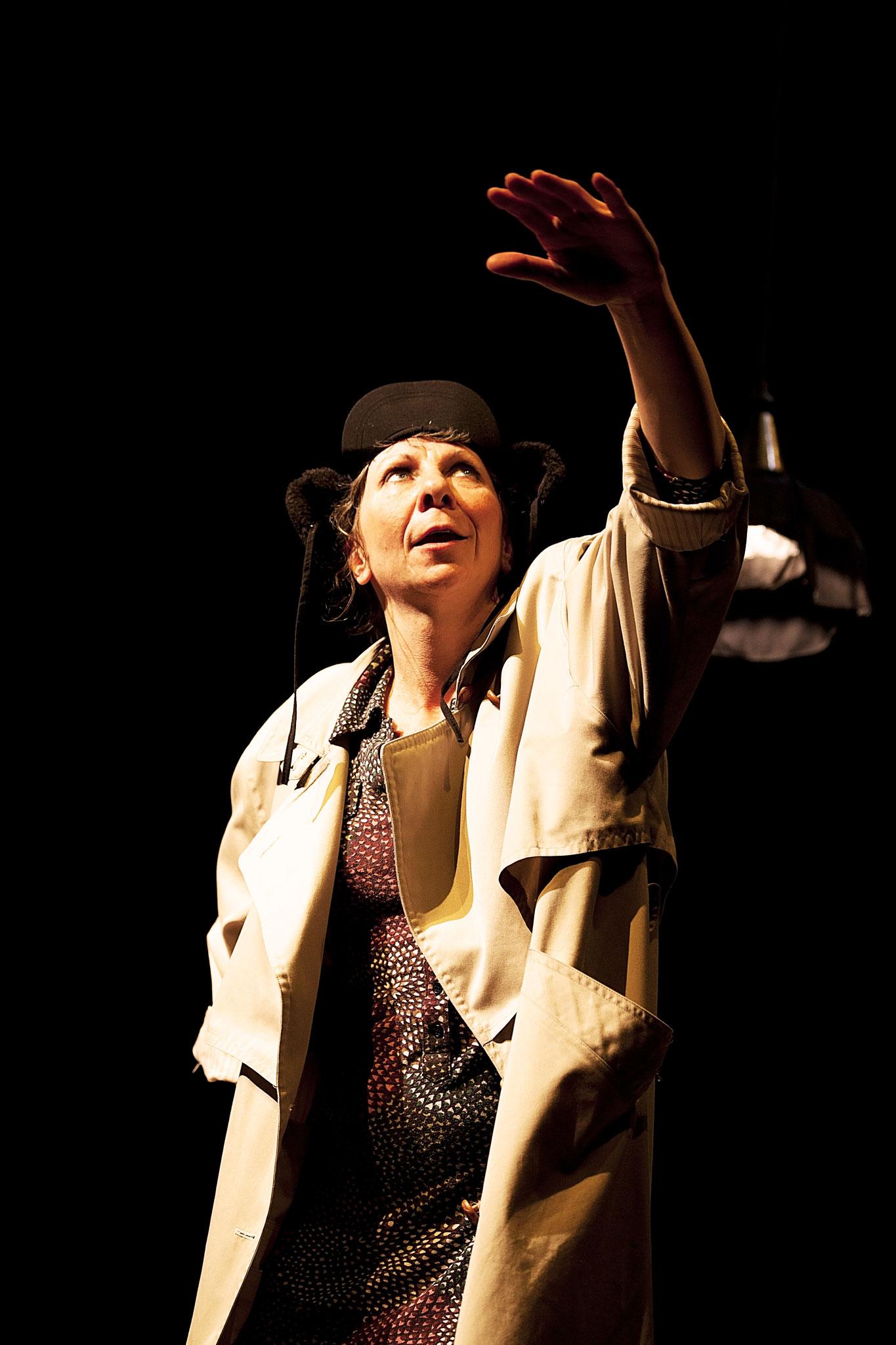 Les filles de la lune - Théâtre de la Skéné - 2010-2013