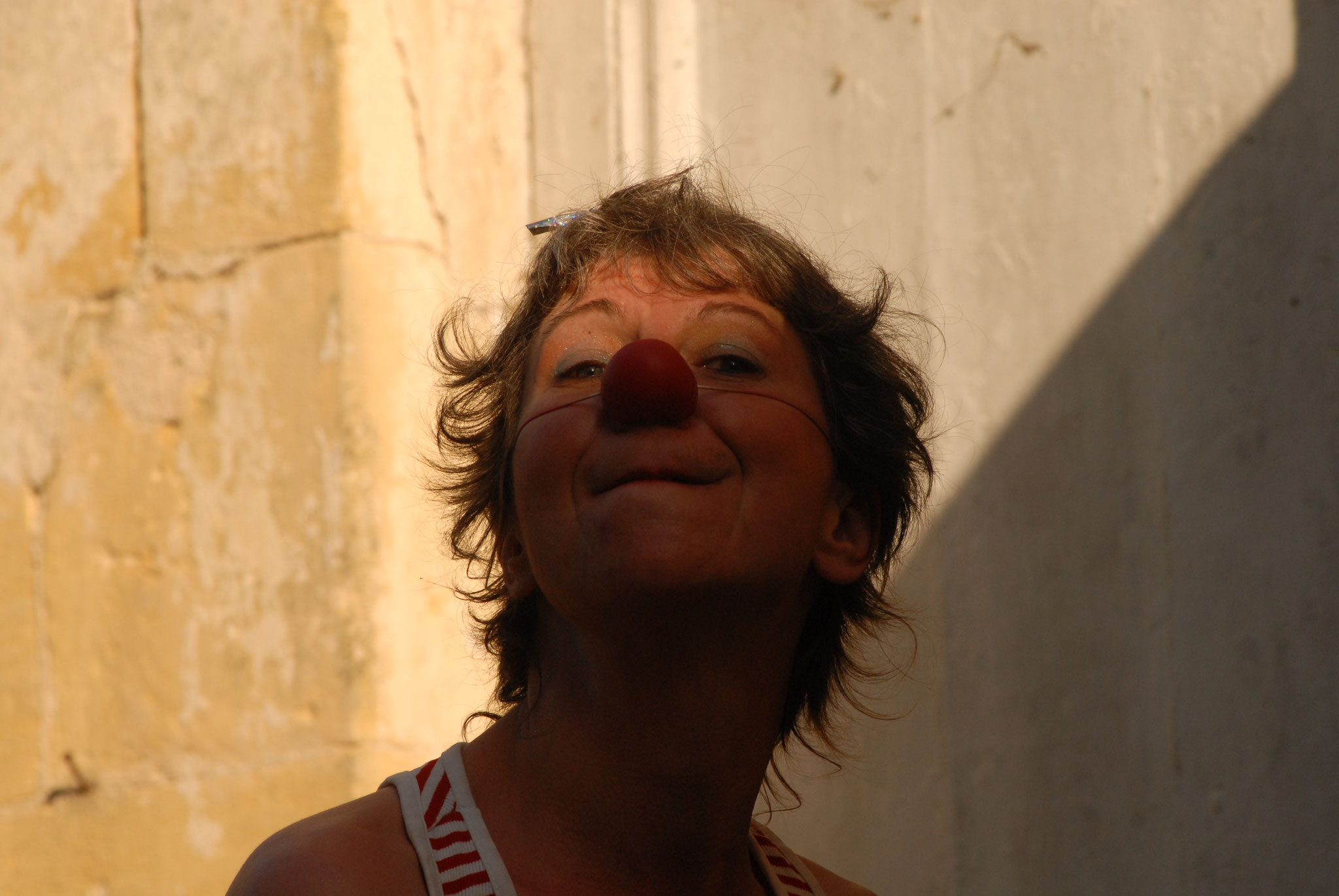 La dame en rouge - Les Arpenteurs -2012