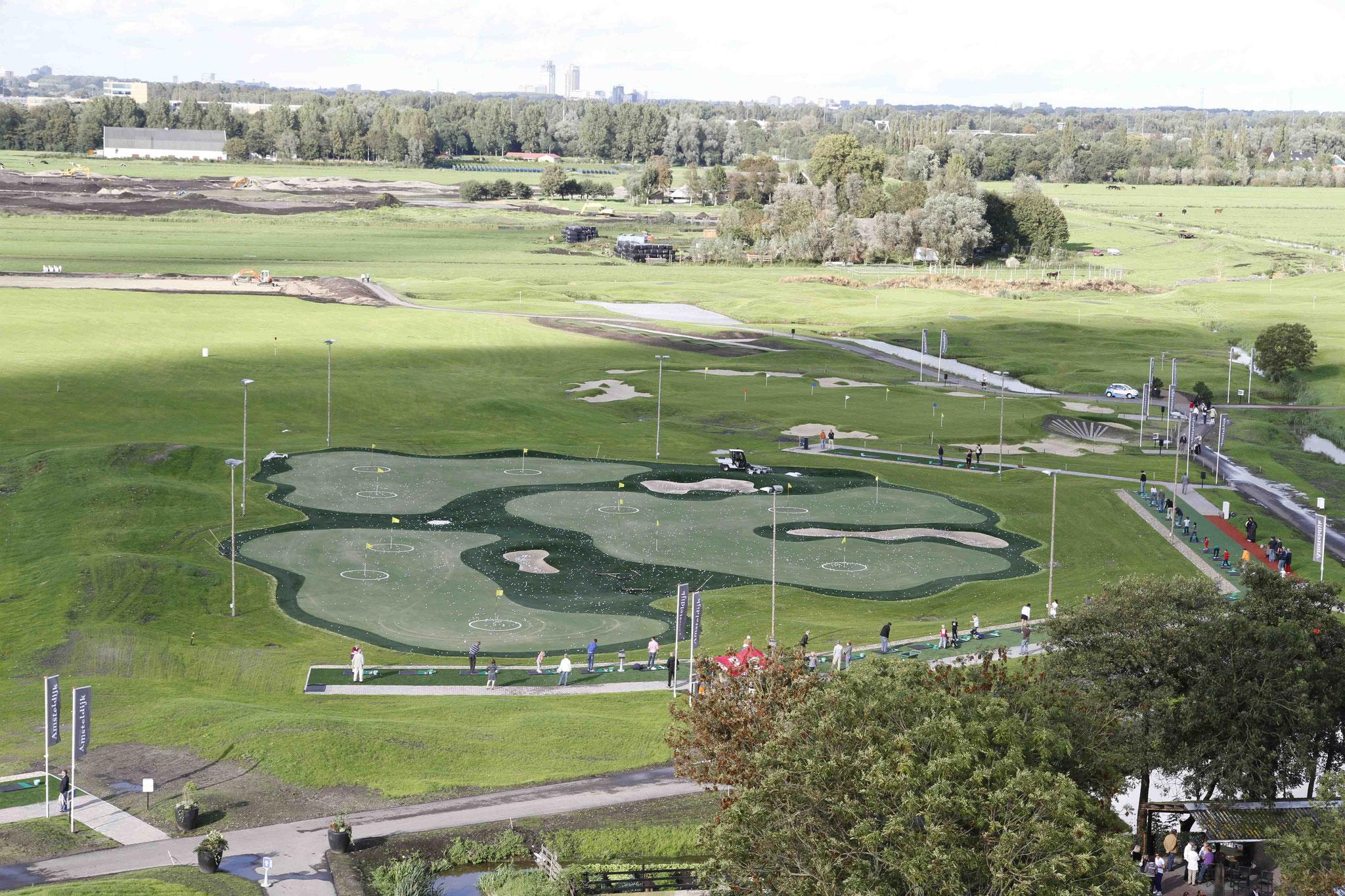 Golf World Amstldijk / NL