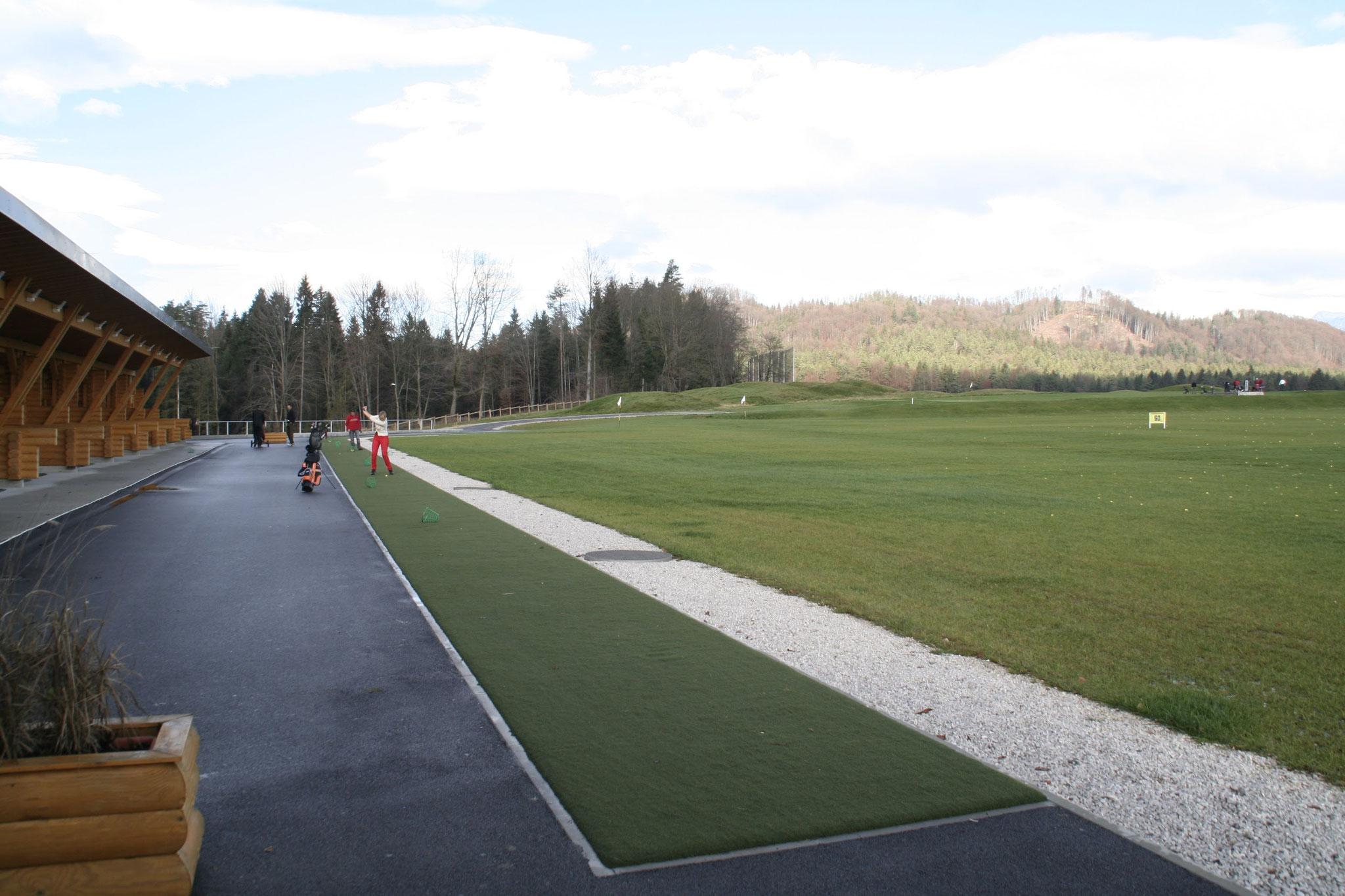 Teeline am Golfclub Diners / SL