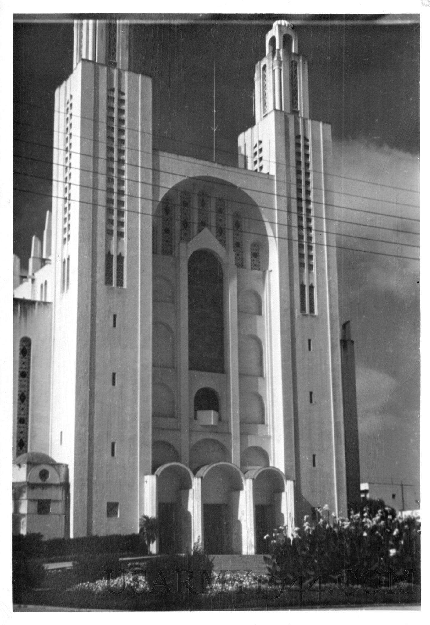Cattedrale del Sacro Cuore, Casablanca Marocco