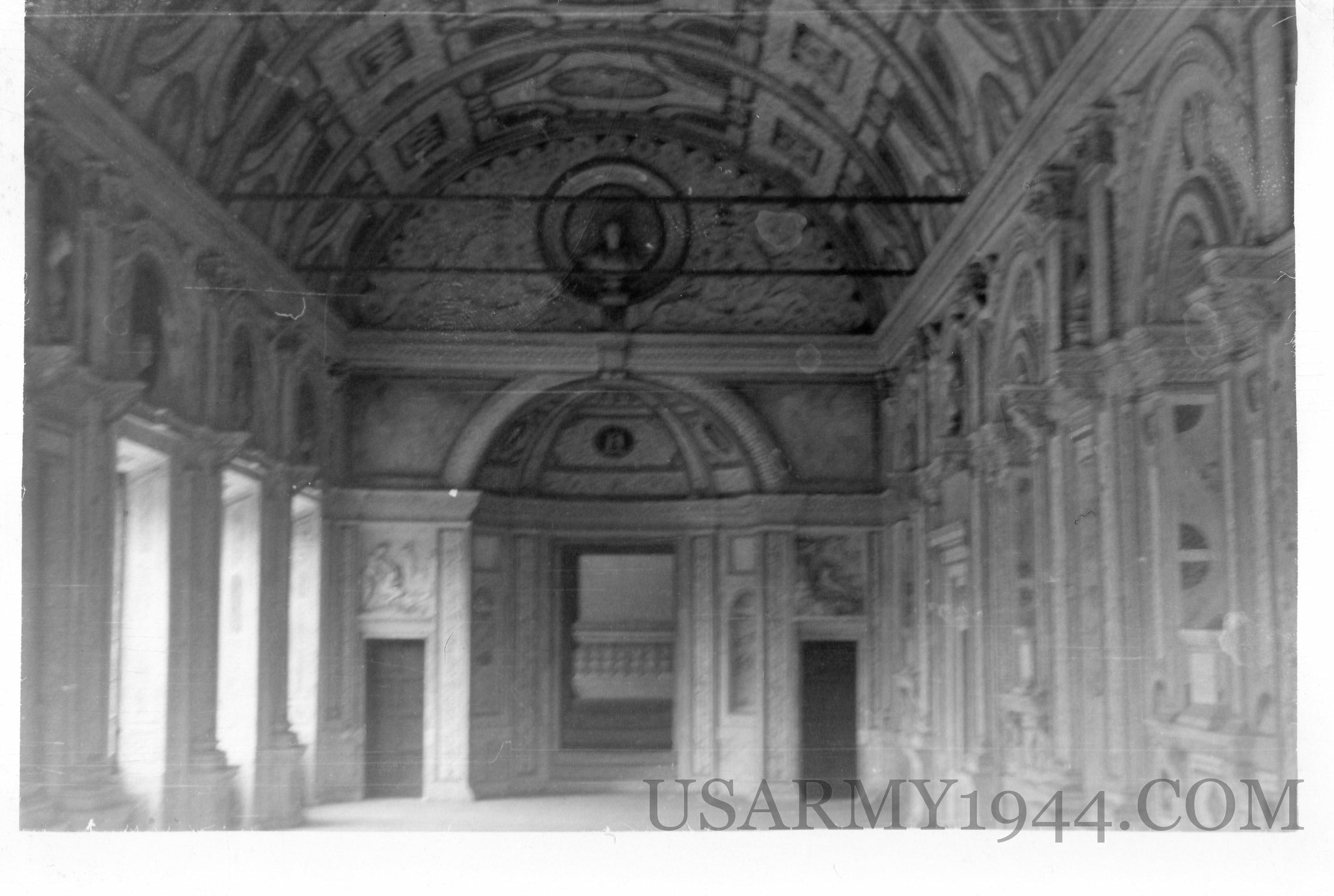 Stanza del Palazzo Ducale Mantova