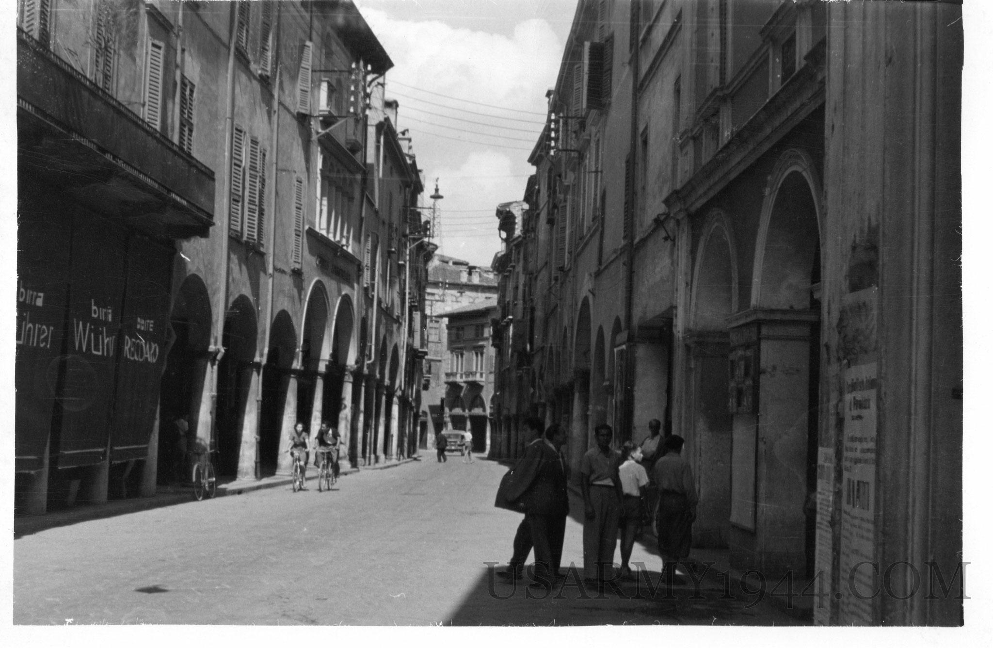 Mantova, Corso Umberto