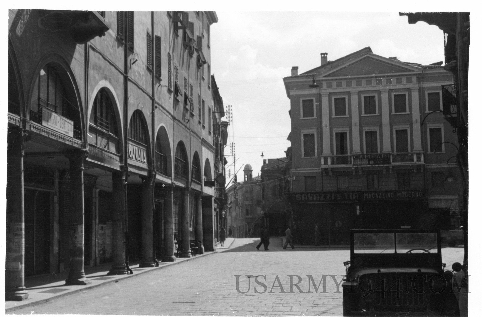 Mantova, Piazza Erbe