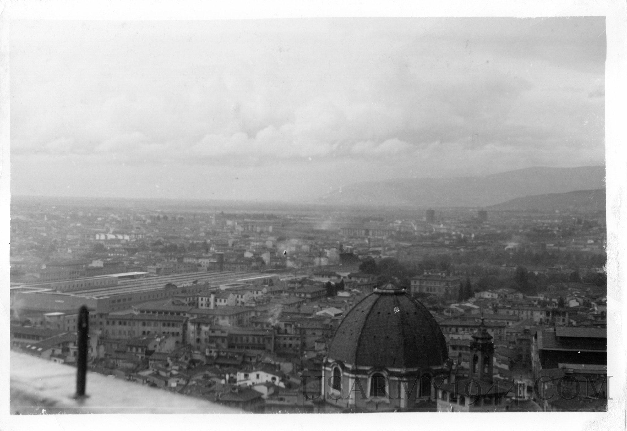 Panorama di Firenze 1