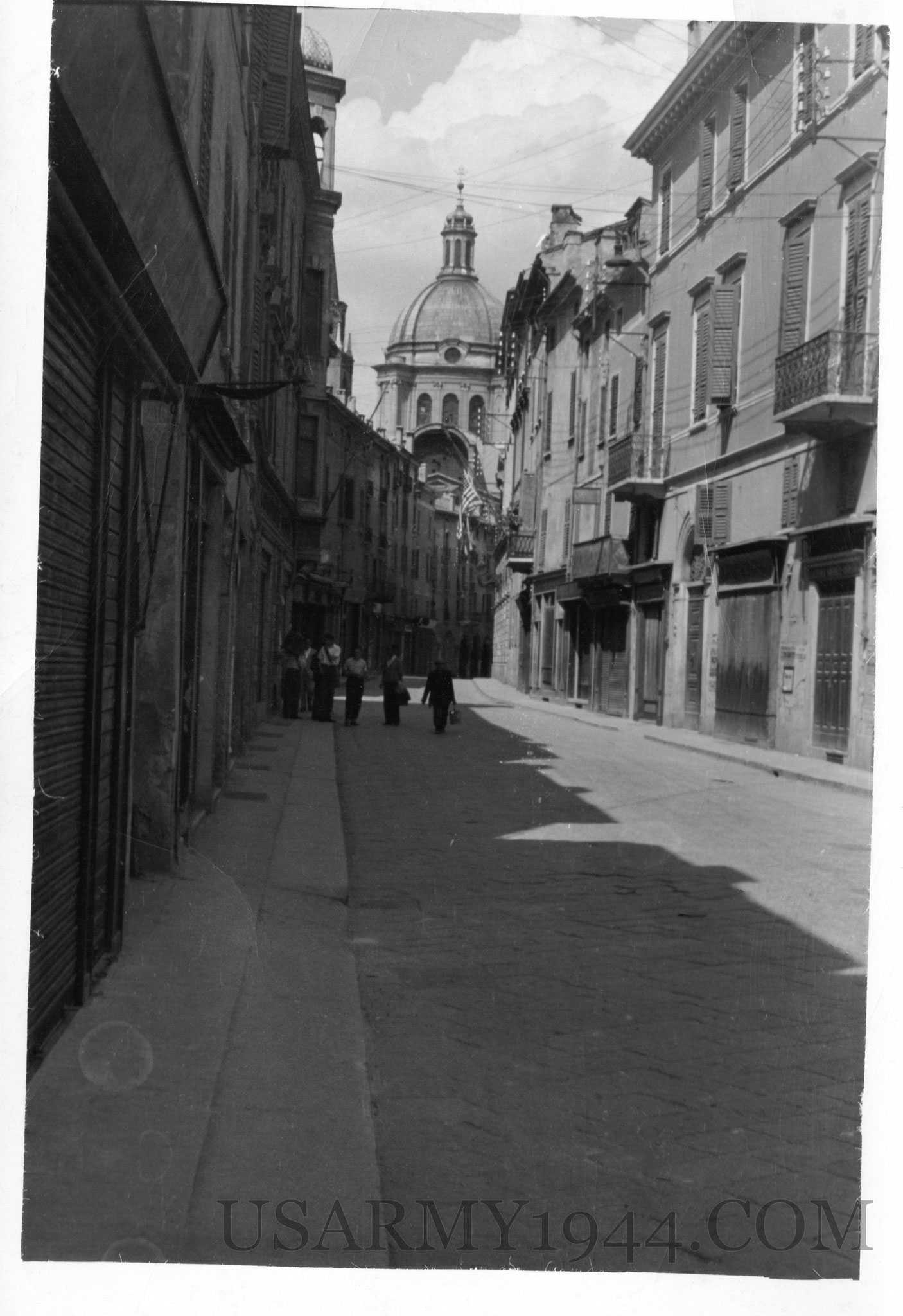 Mantova, Via Roma