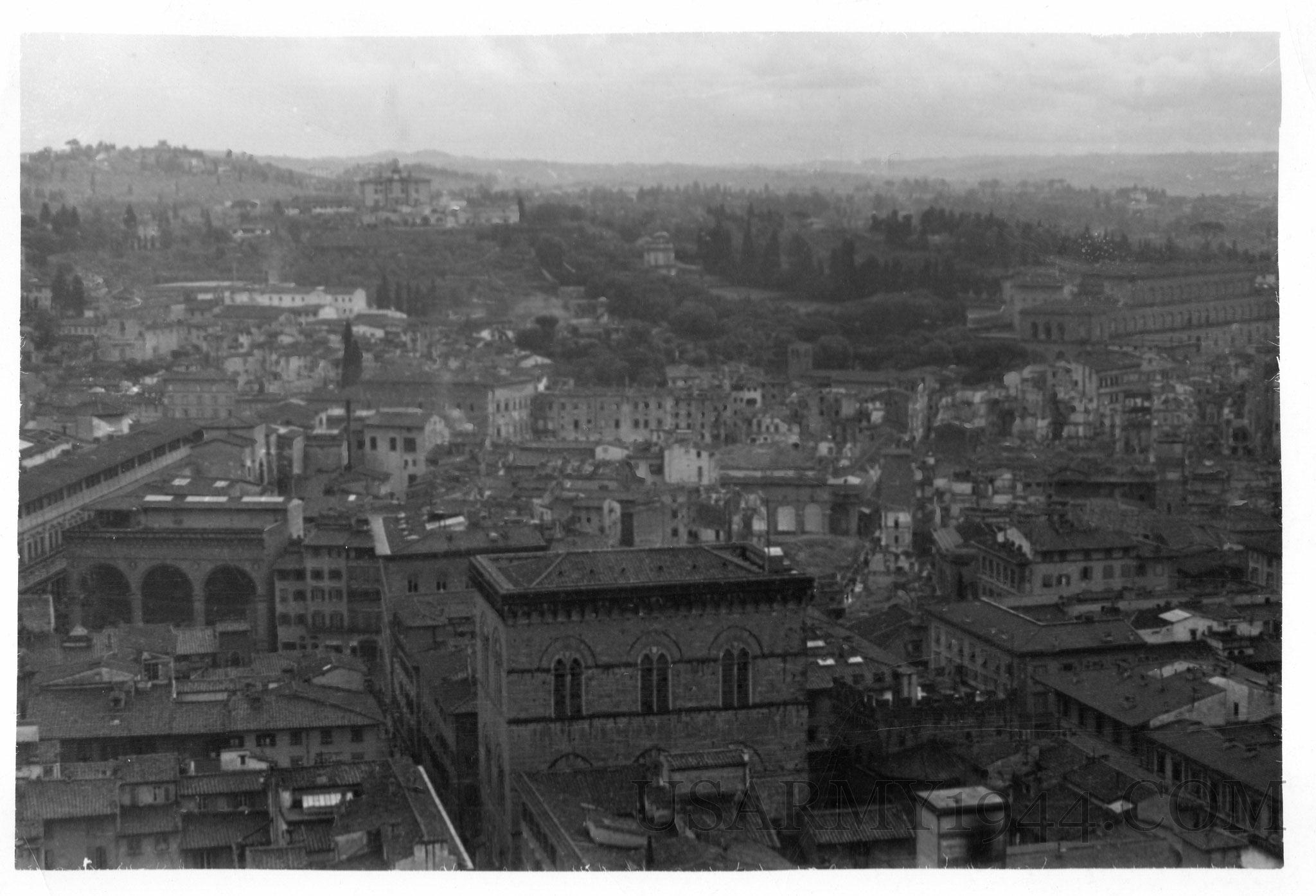 Panorama di Firenze 2