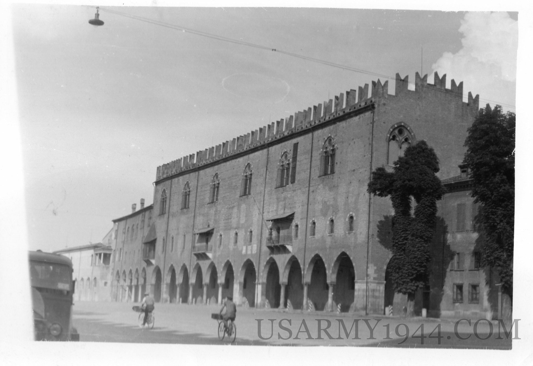 Mantova, Piazza Sordello-Palazzo Ducale