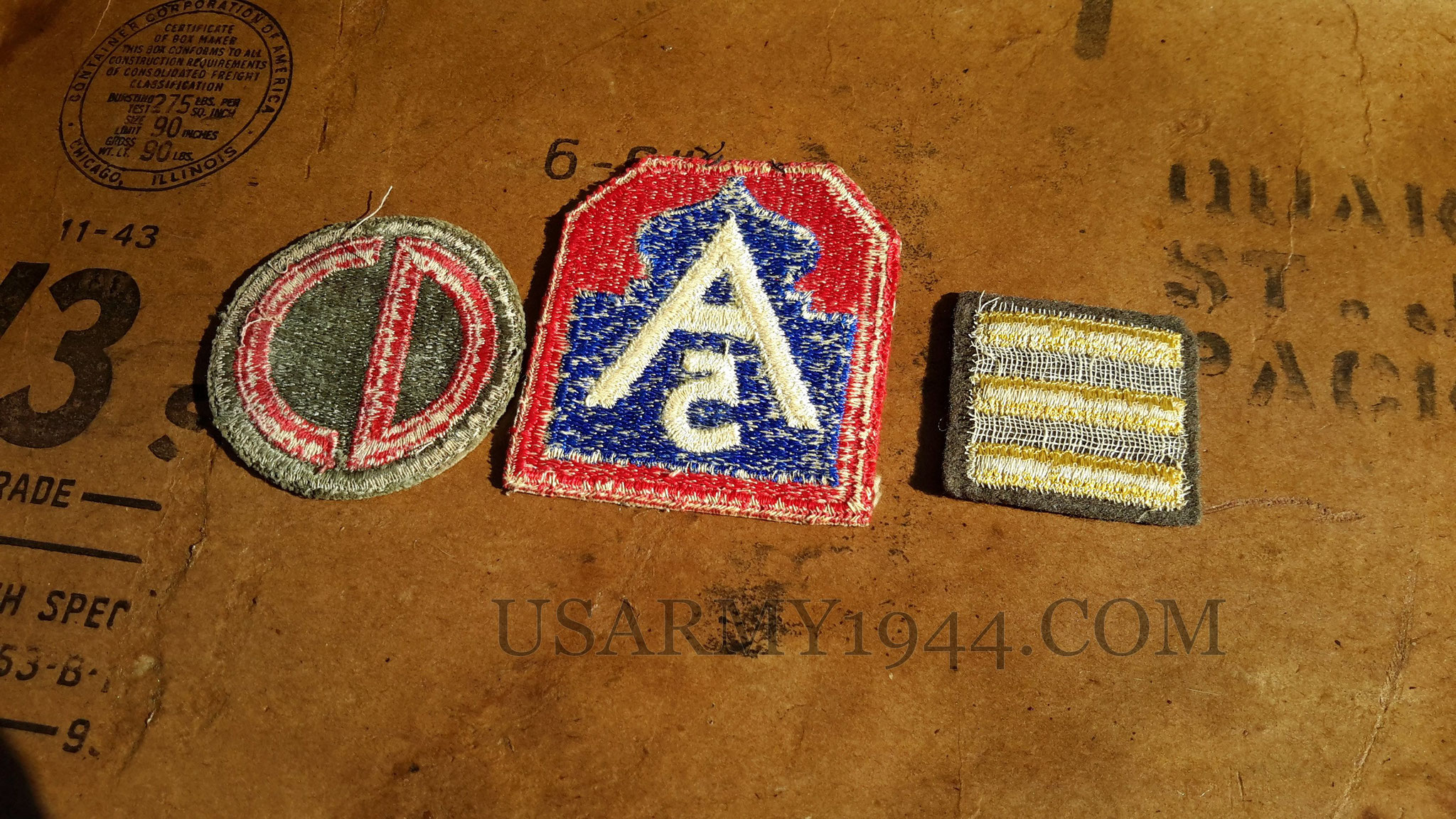 Retro patches