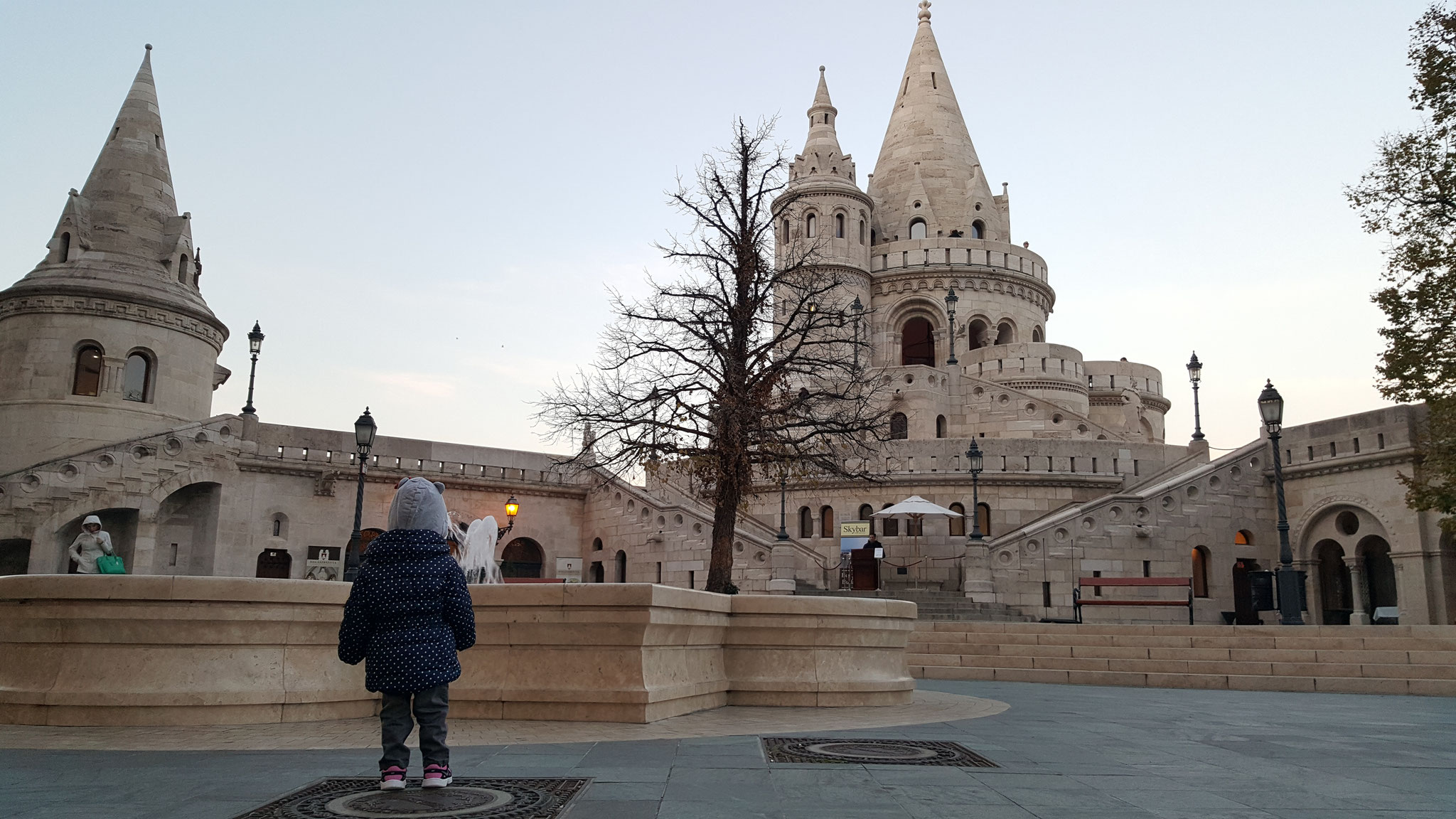 ...Sightseeing in Budapest...