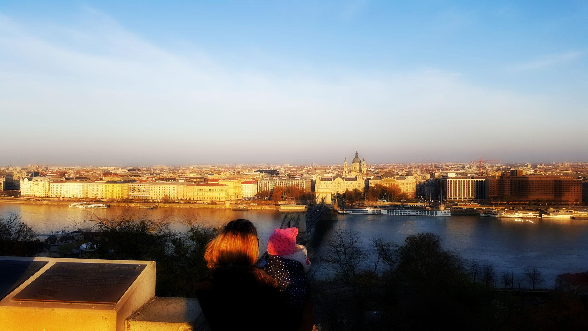 ...City-Trip nach Budapest...