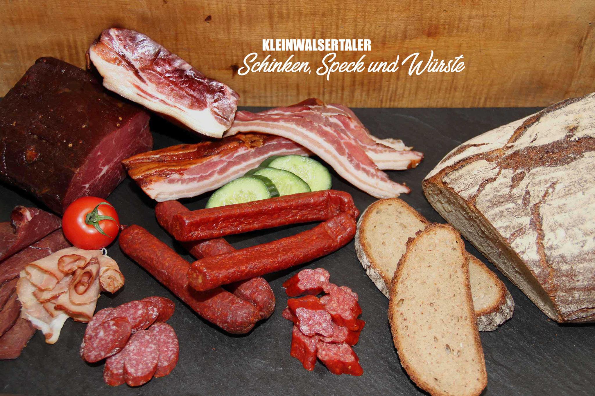 Innere Wiesalpe Kleinwalsertal, Käse und Wurst im Online-Shop kaufen