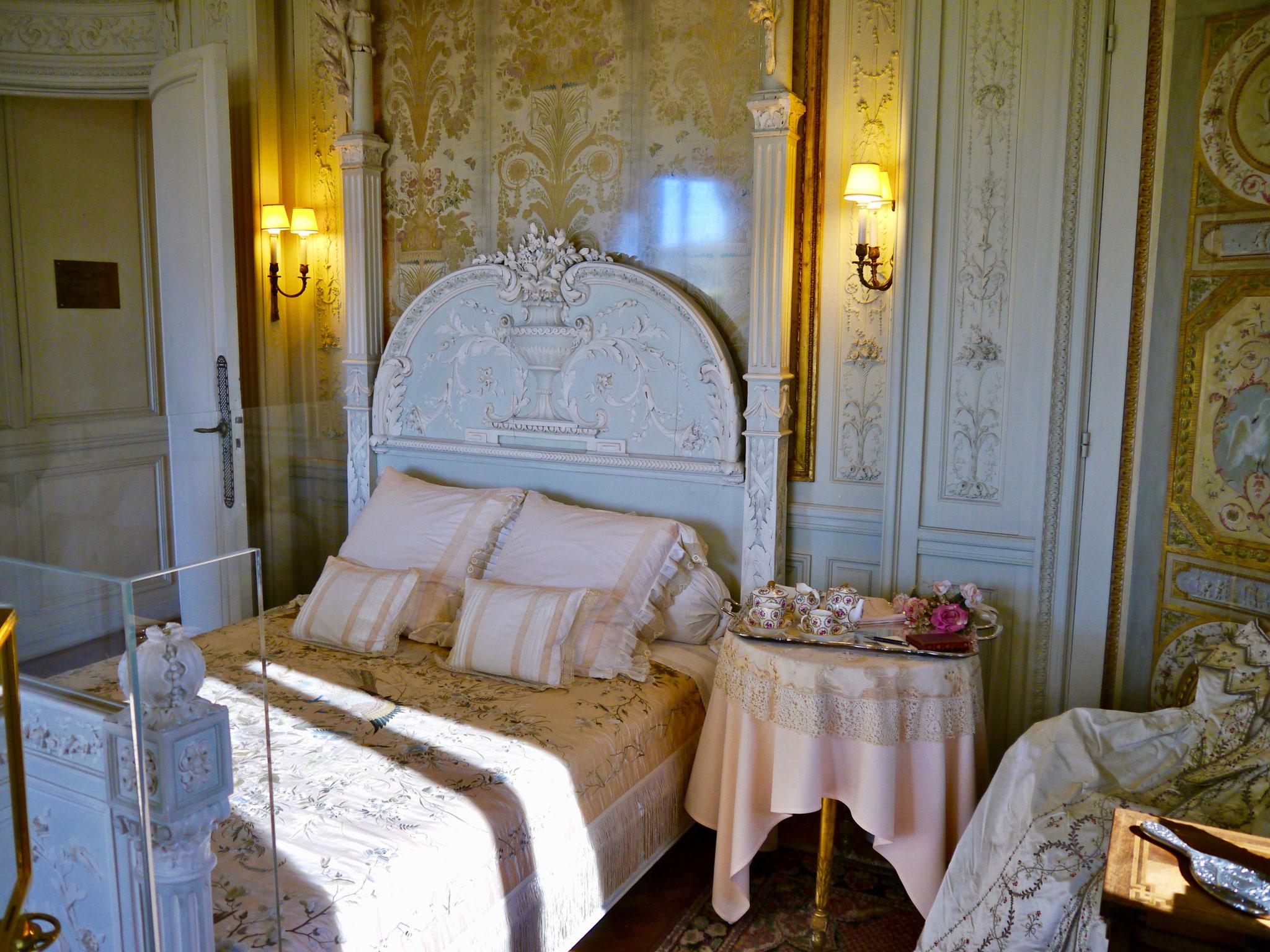 Frankreich Villa Rothschild/ Cote d Azur