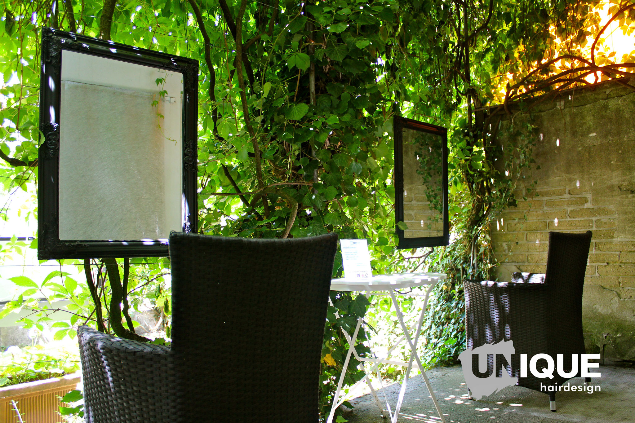 UNIQUE hairdesign - Open Air Coiffeur Solothurn