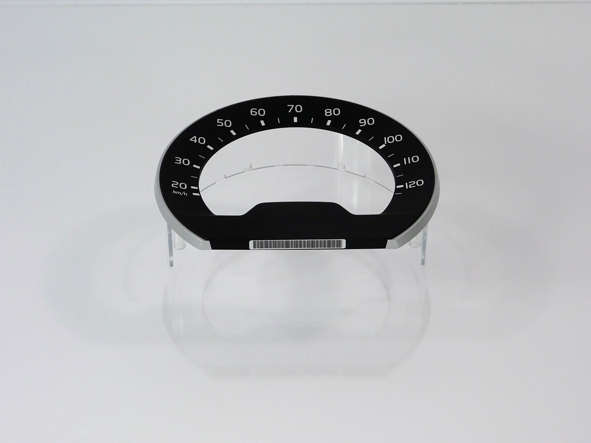 Siebdruck und Lasertechnik Tachometer 2