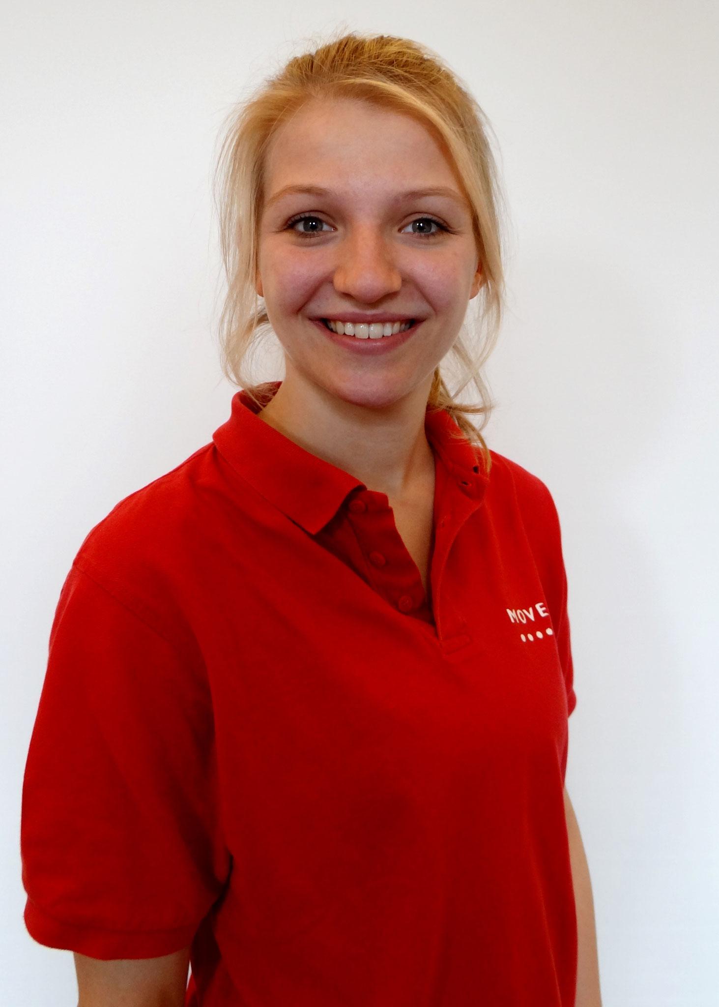 J. Meier, Studentin Gesundheitsmanagement B. A.