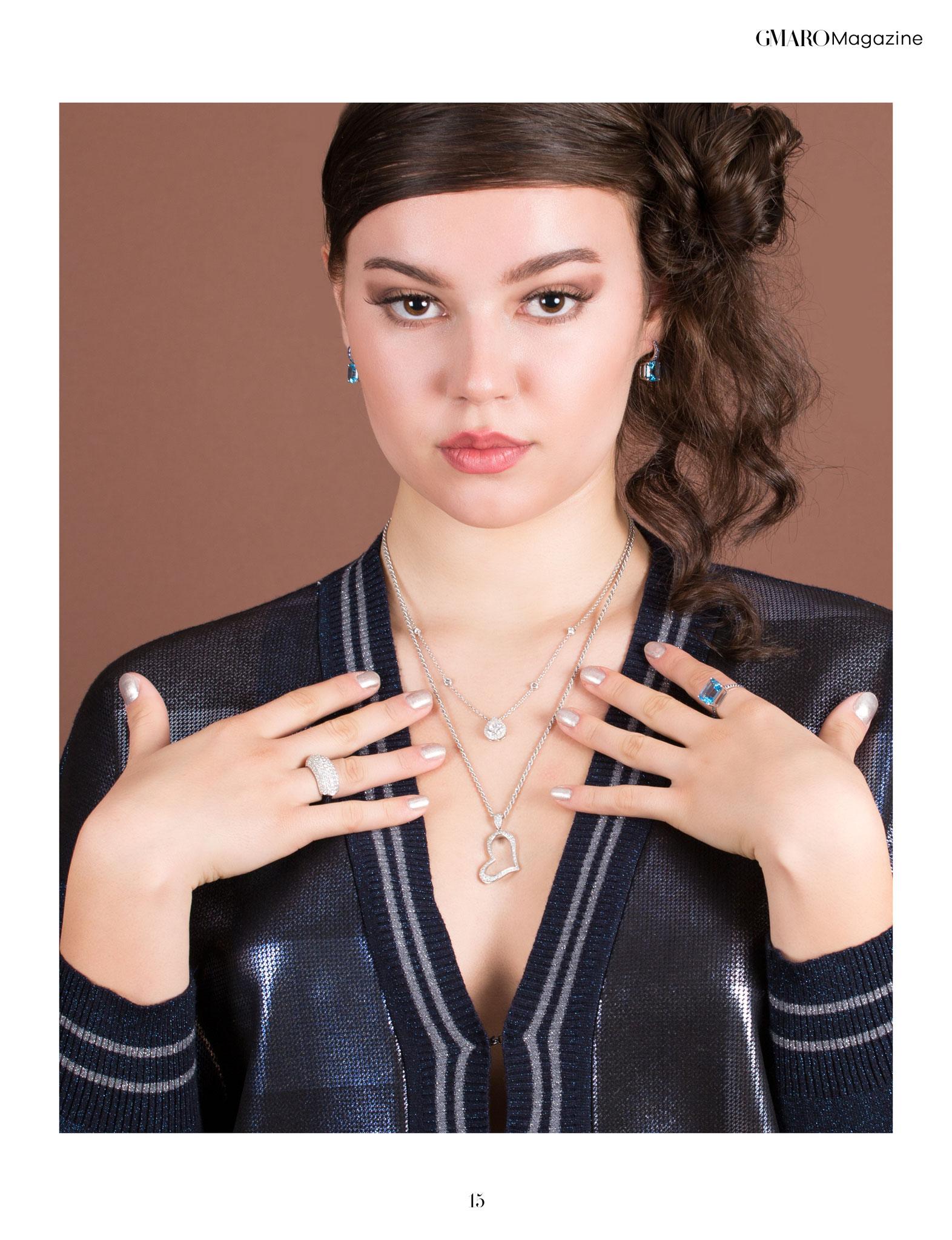 GMARO PARIS, December 2020 - Fashion Stylist: Vesna Resch