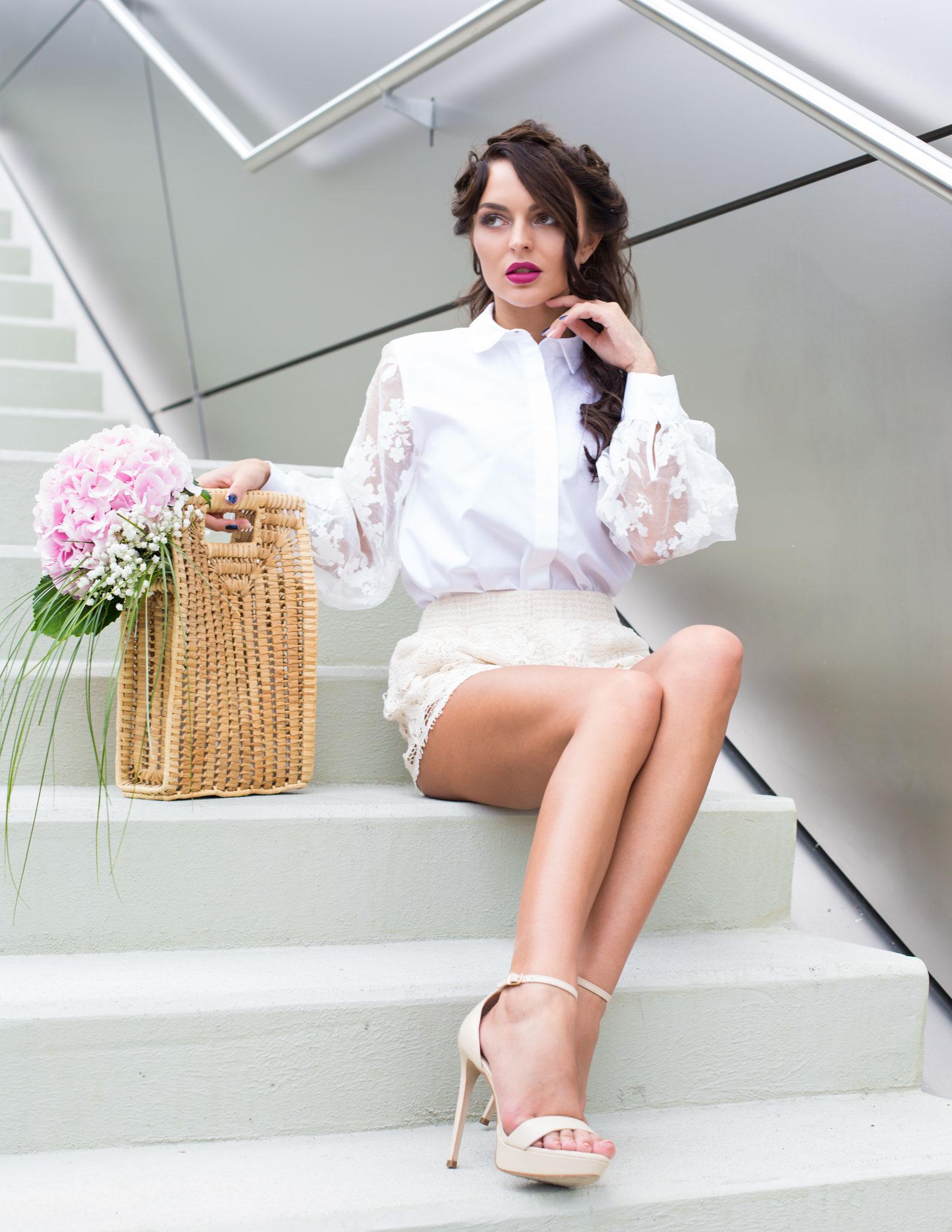 Fancy Bride - MALVIE PARIS, August 2020 Vol. 08 - Fashion Stylist: Vesna Resch
