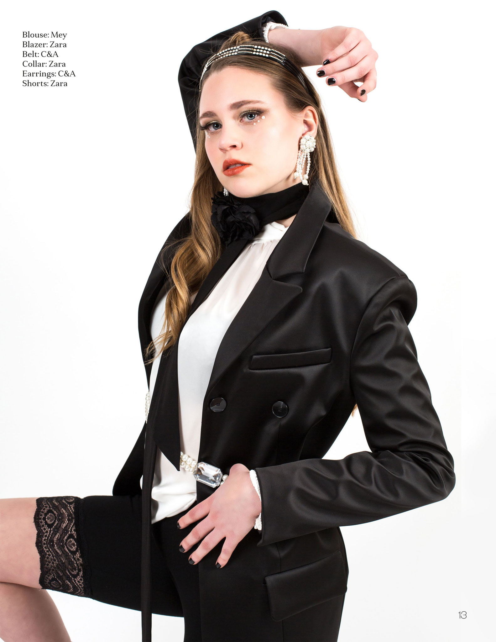 RAAMAT, July 2021 Issue 10 - Fashion Stylist: Vesna Resch