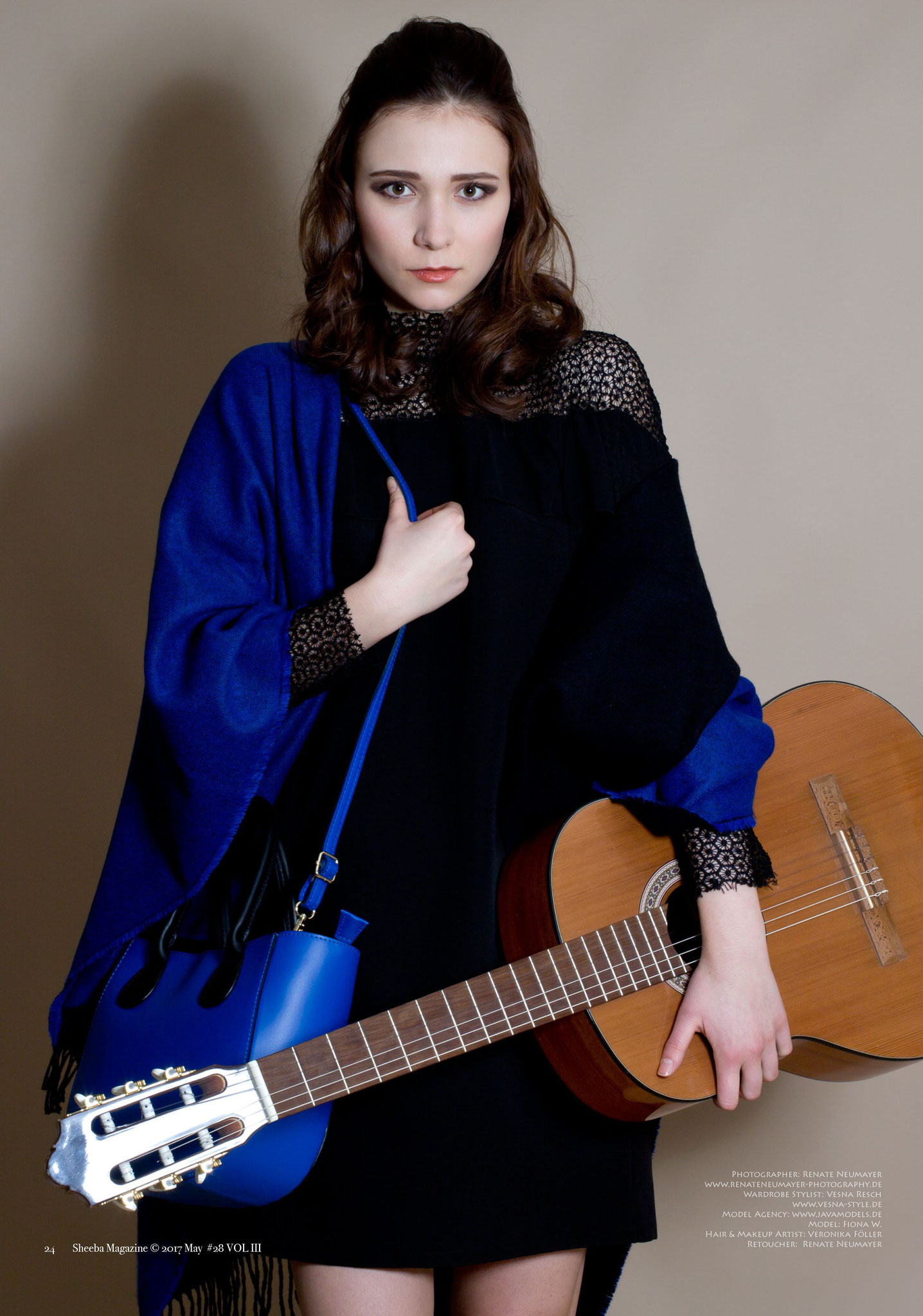 SHEEBA UK, Mai 2017 VOL III - Fashion Stylist: Vesna Resch