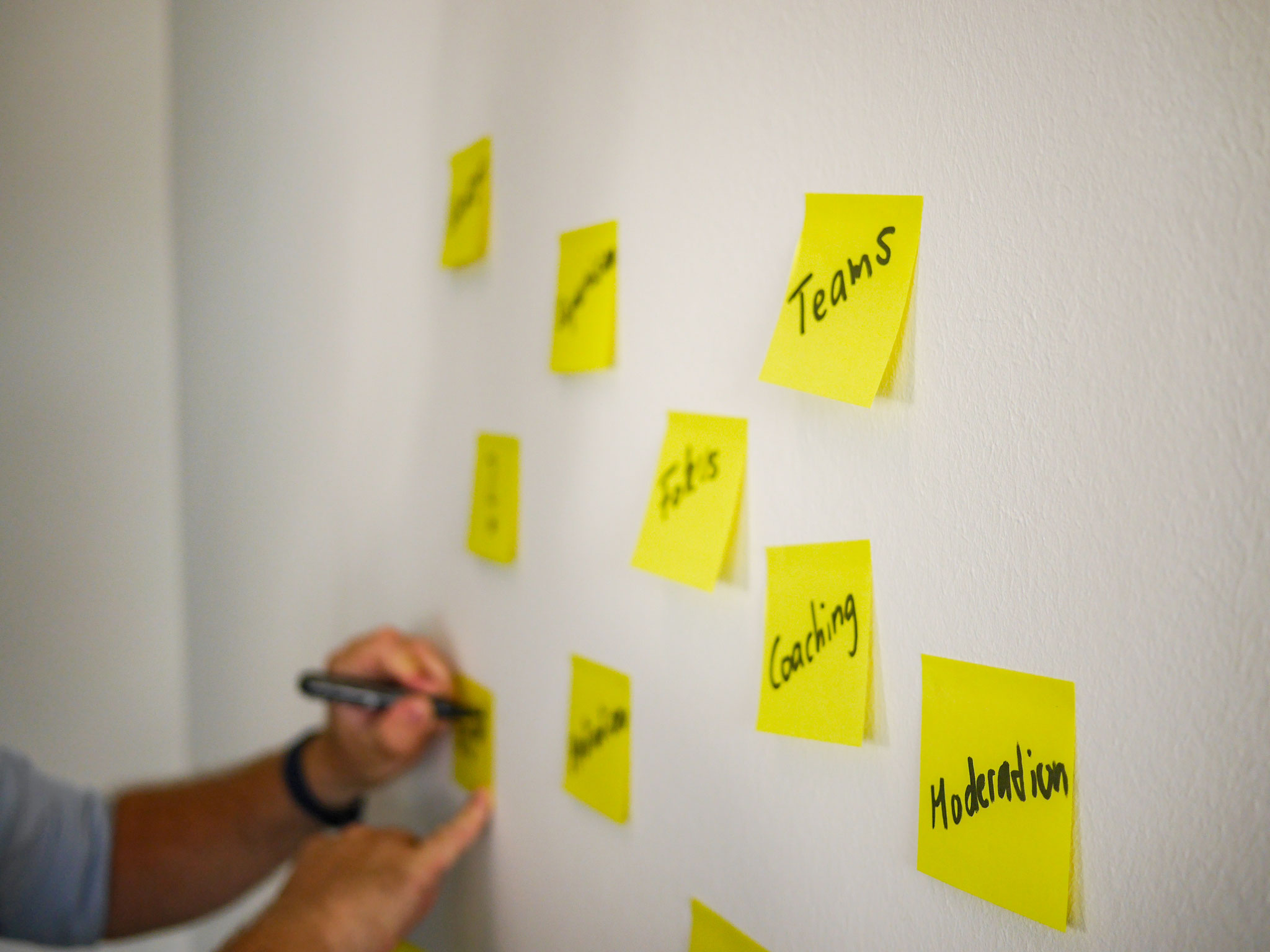 Schwung für ihr Unternehmen - Vorträge und Seminare