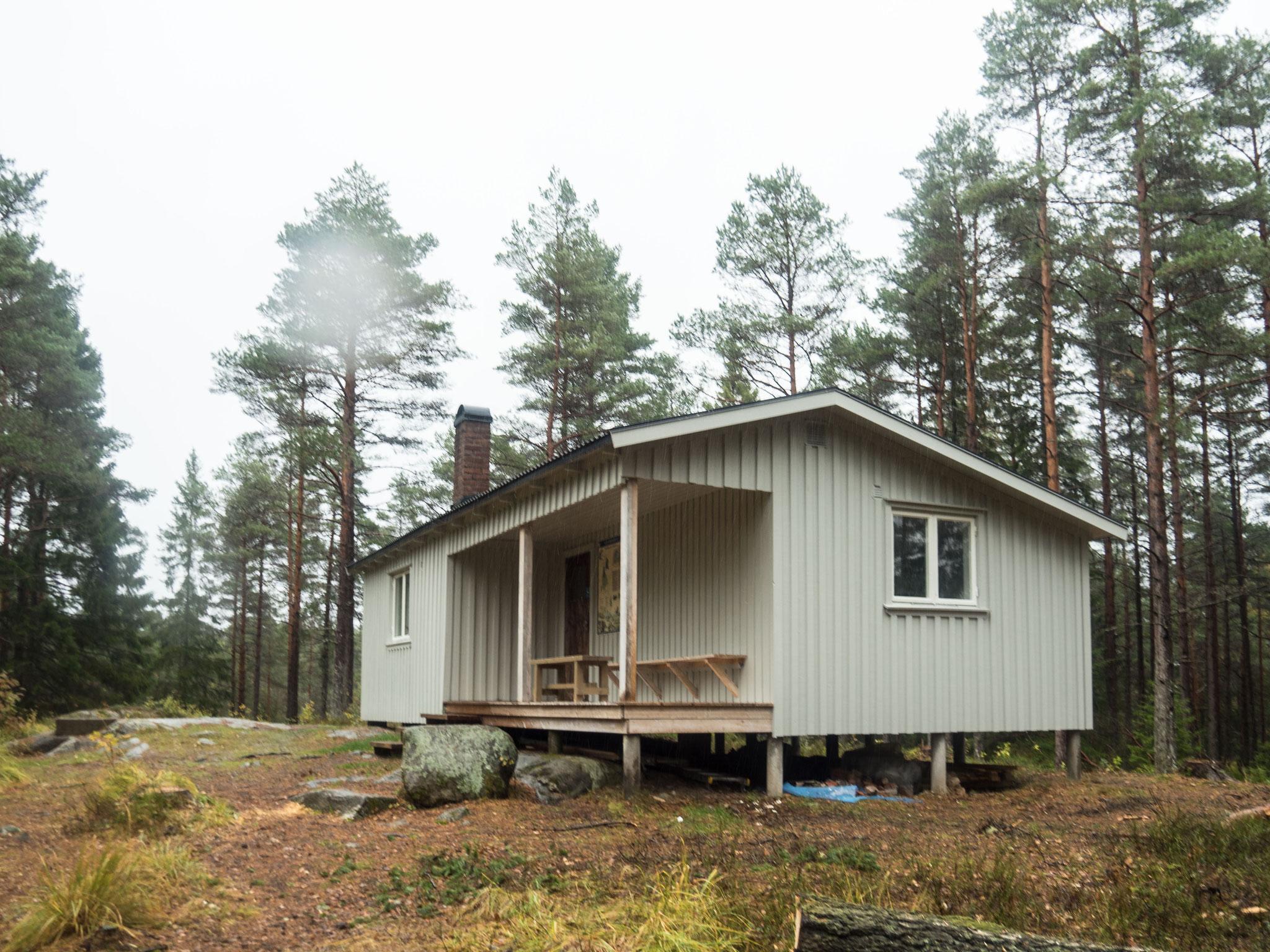 Hütte Vaktarekullen