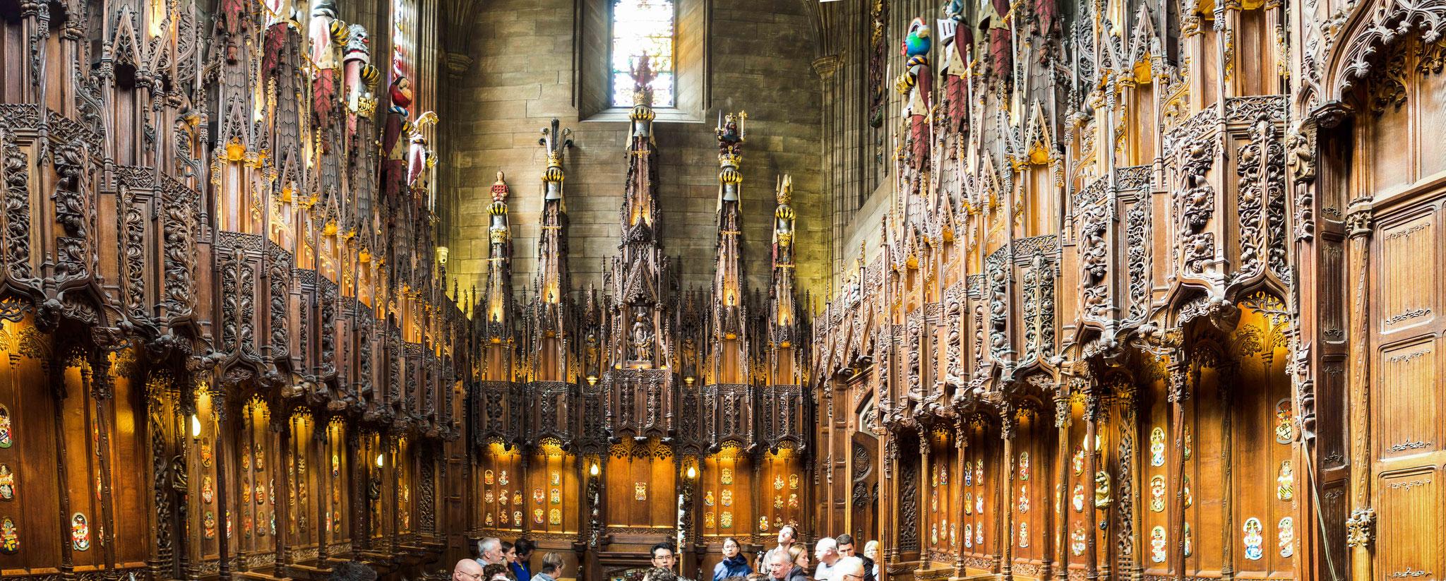 Bild: St. Giles Distelorden Kapelle