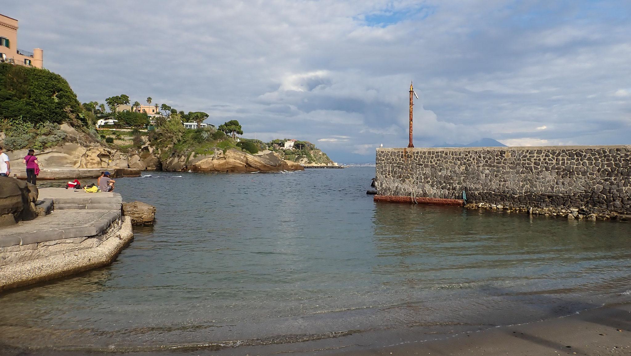 Posillipo Spiaggia Gaiola