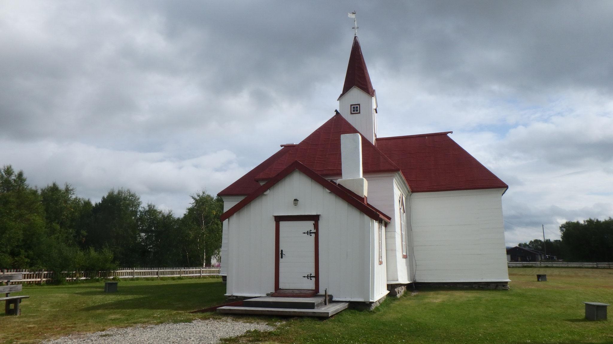 Kirche Karasjok