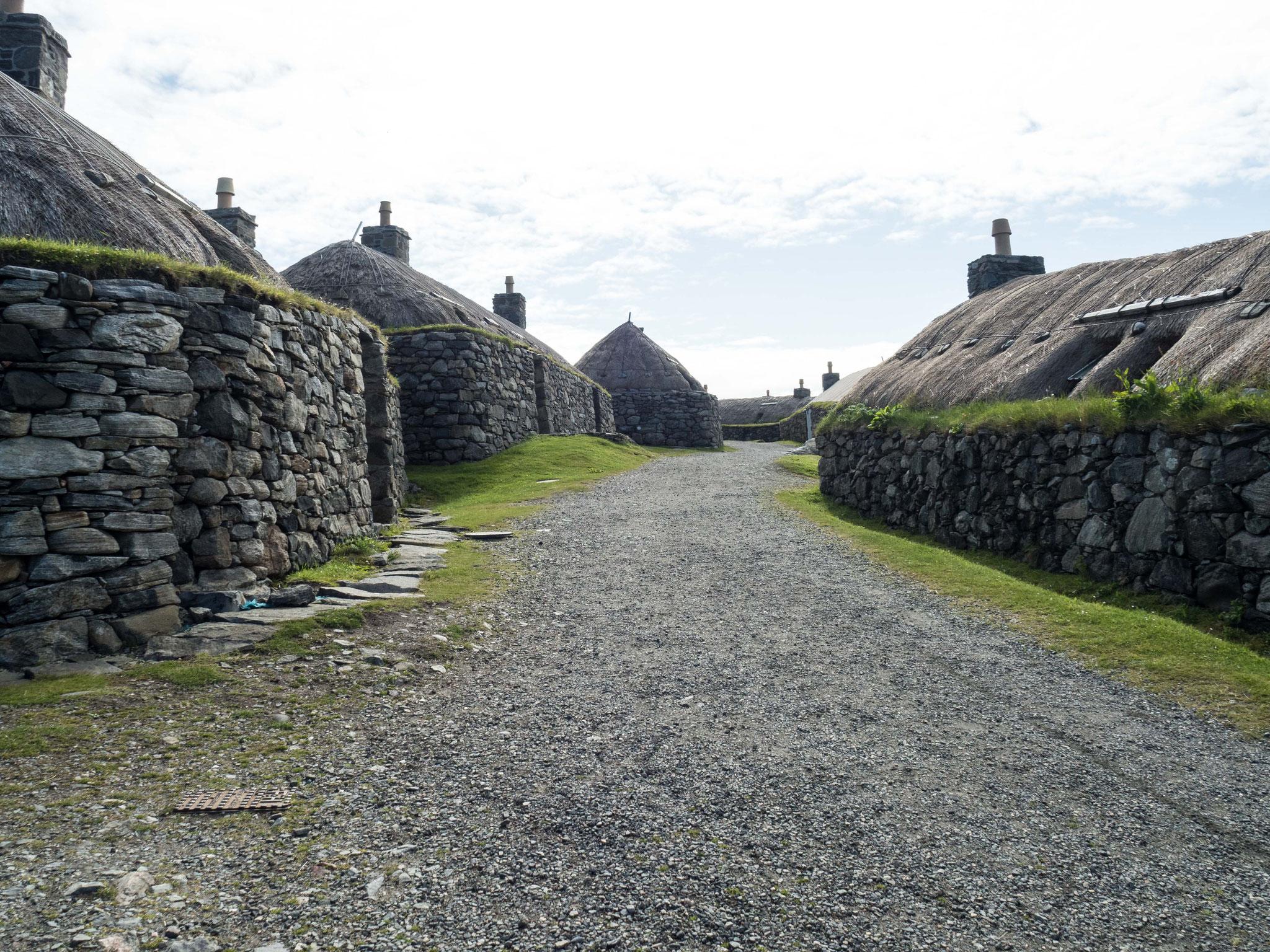 Bild: Blackhouses Village