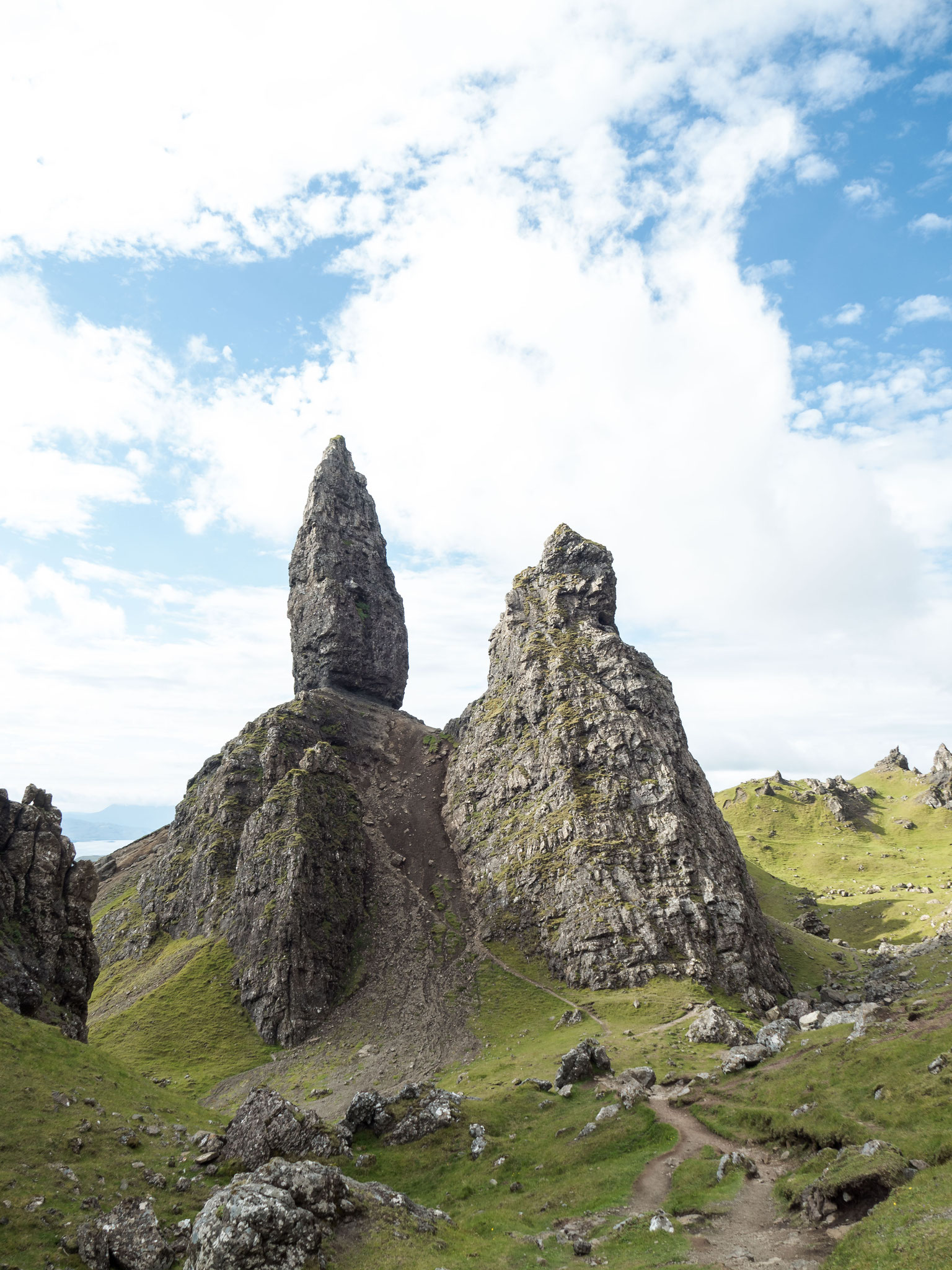 Bild: Old Man of Storr