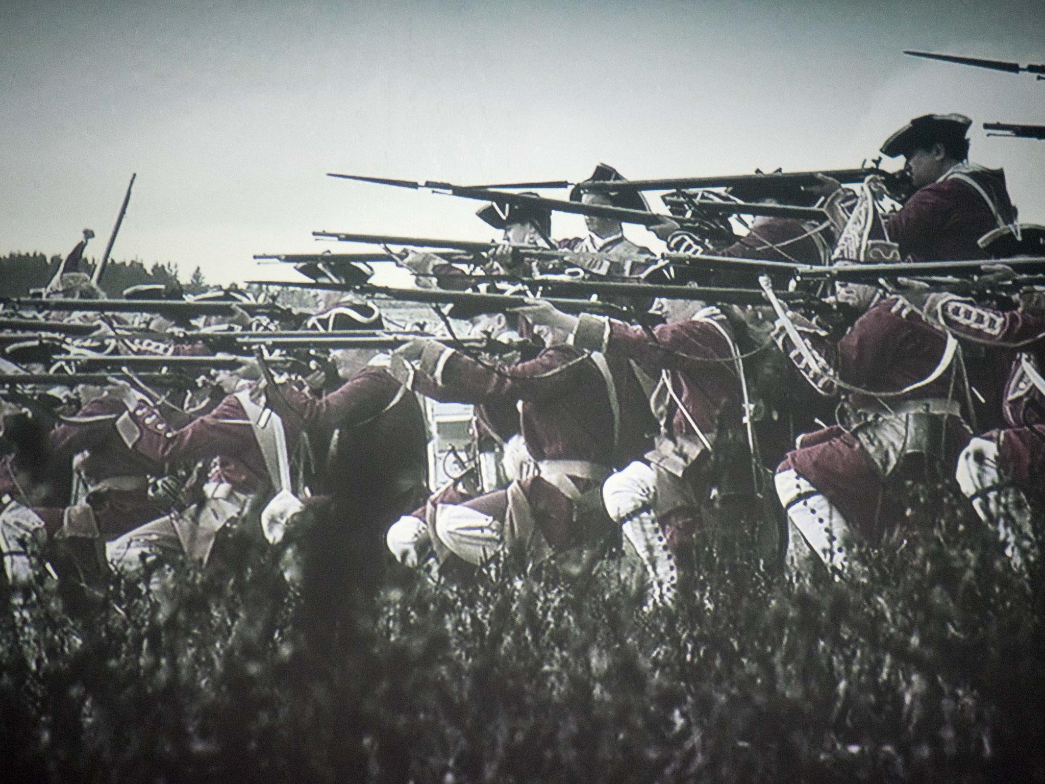 Bild: Culloden Battlefield Ausstellung