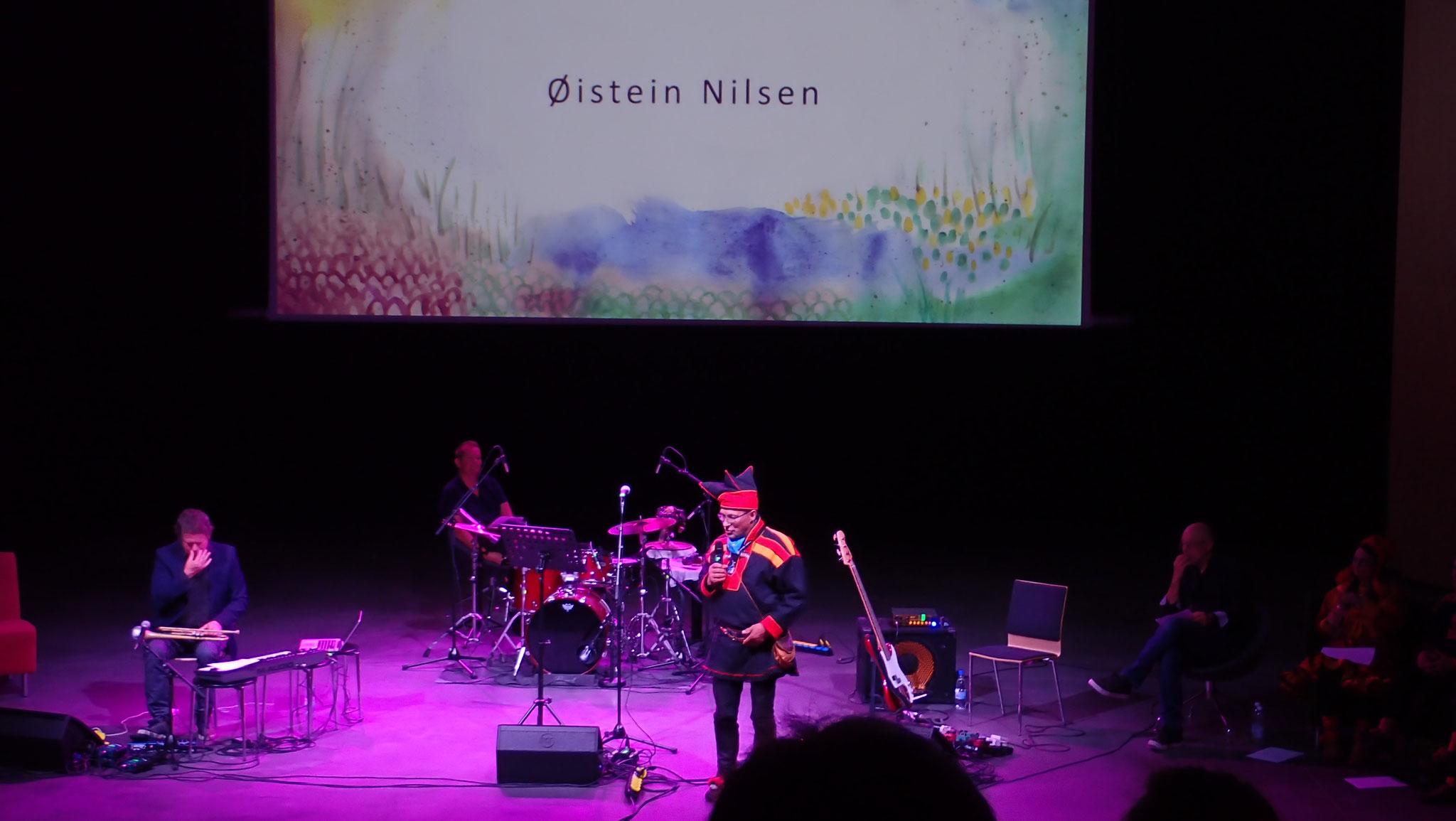 Poetry Øistein Nilsen