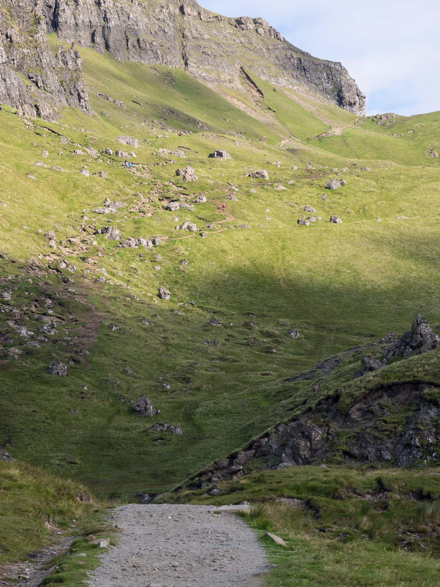 Bild: Trotternish Wanderung