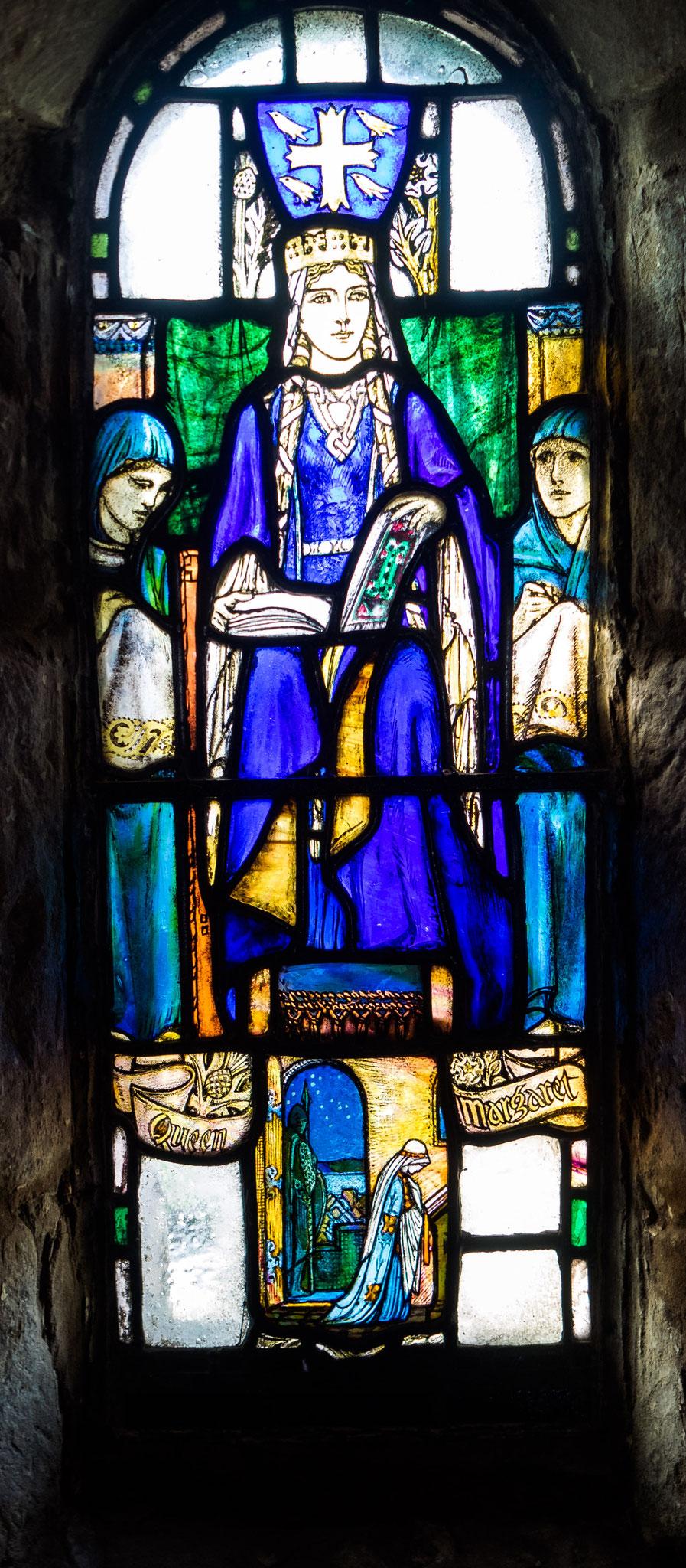 Bild: Edinburgh Castle St. Margaret's Chapel