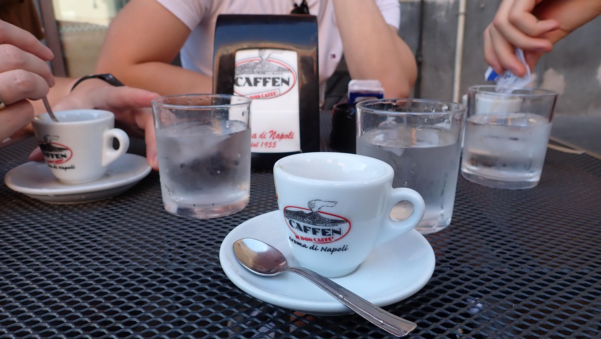Espresso Pause