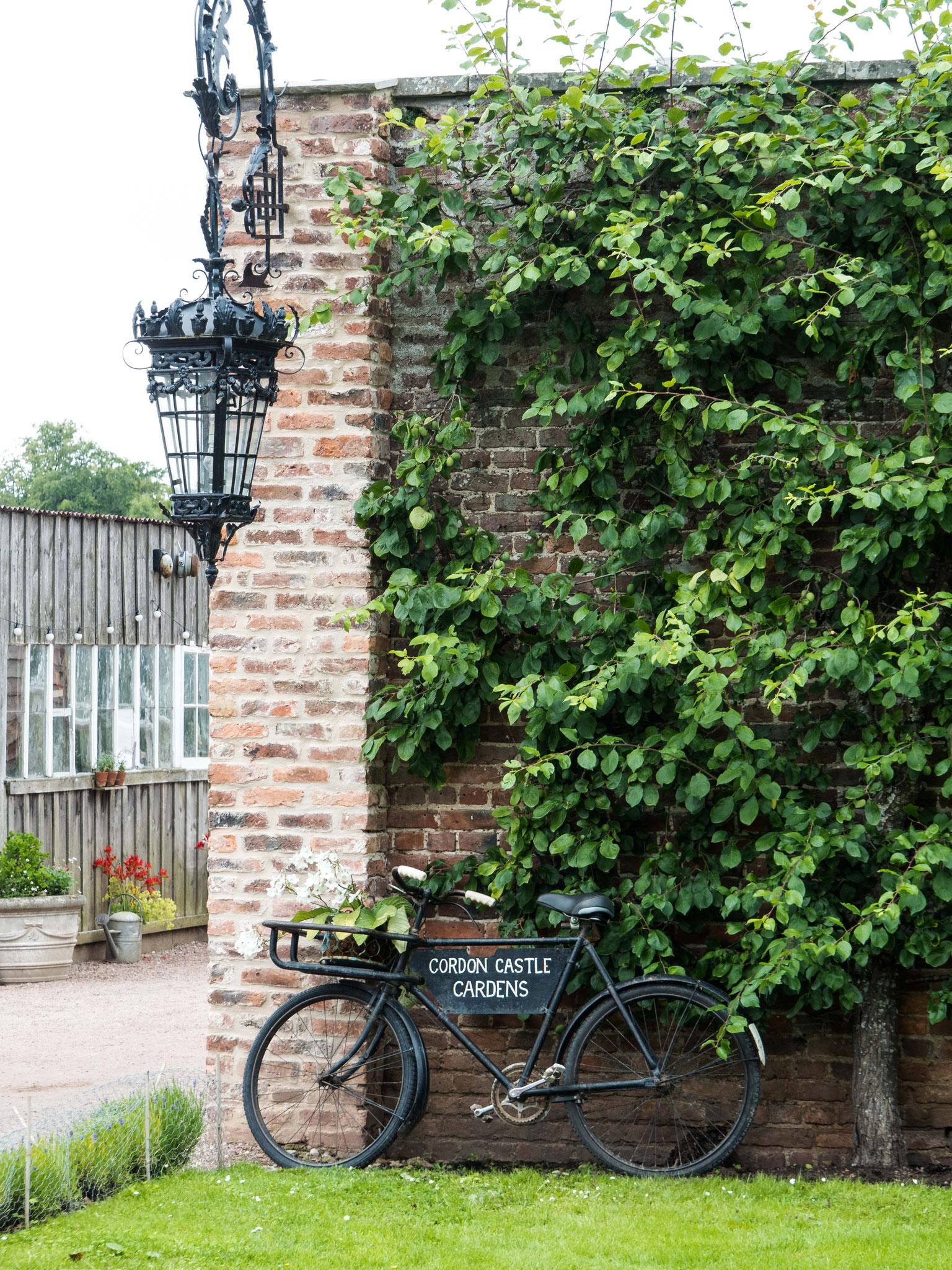 Bild: Gordon Castle Garden