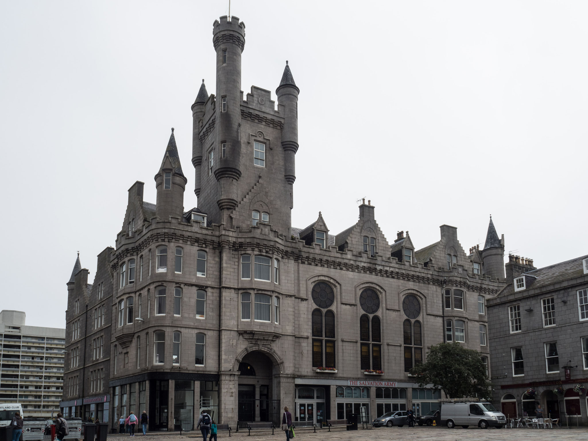 Bild: Town House