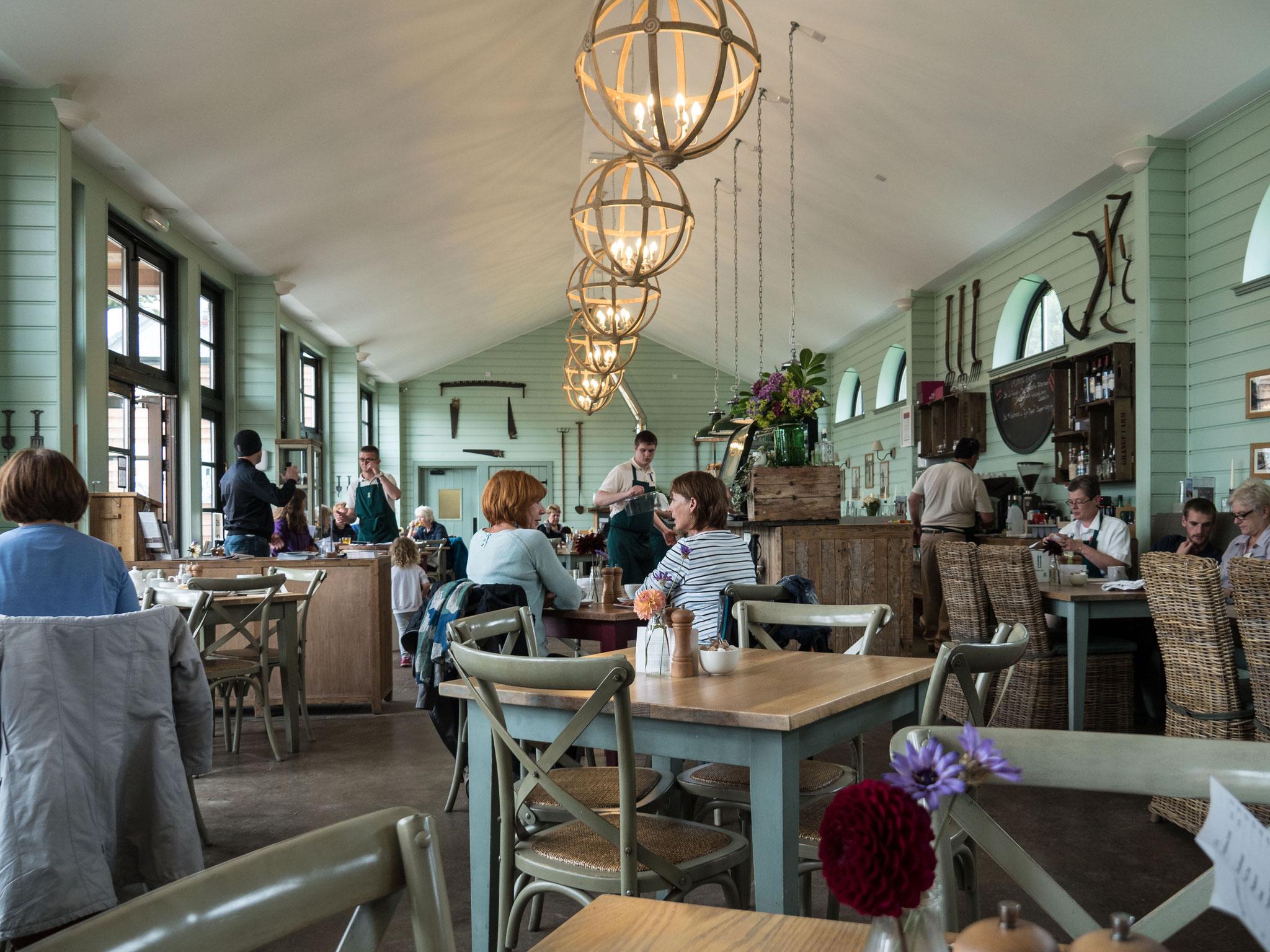 Bild: Gordon Castle Café
