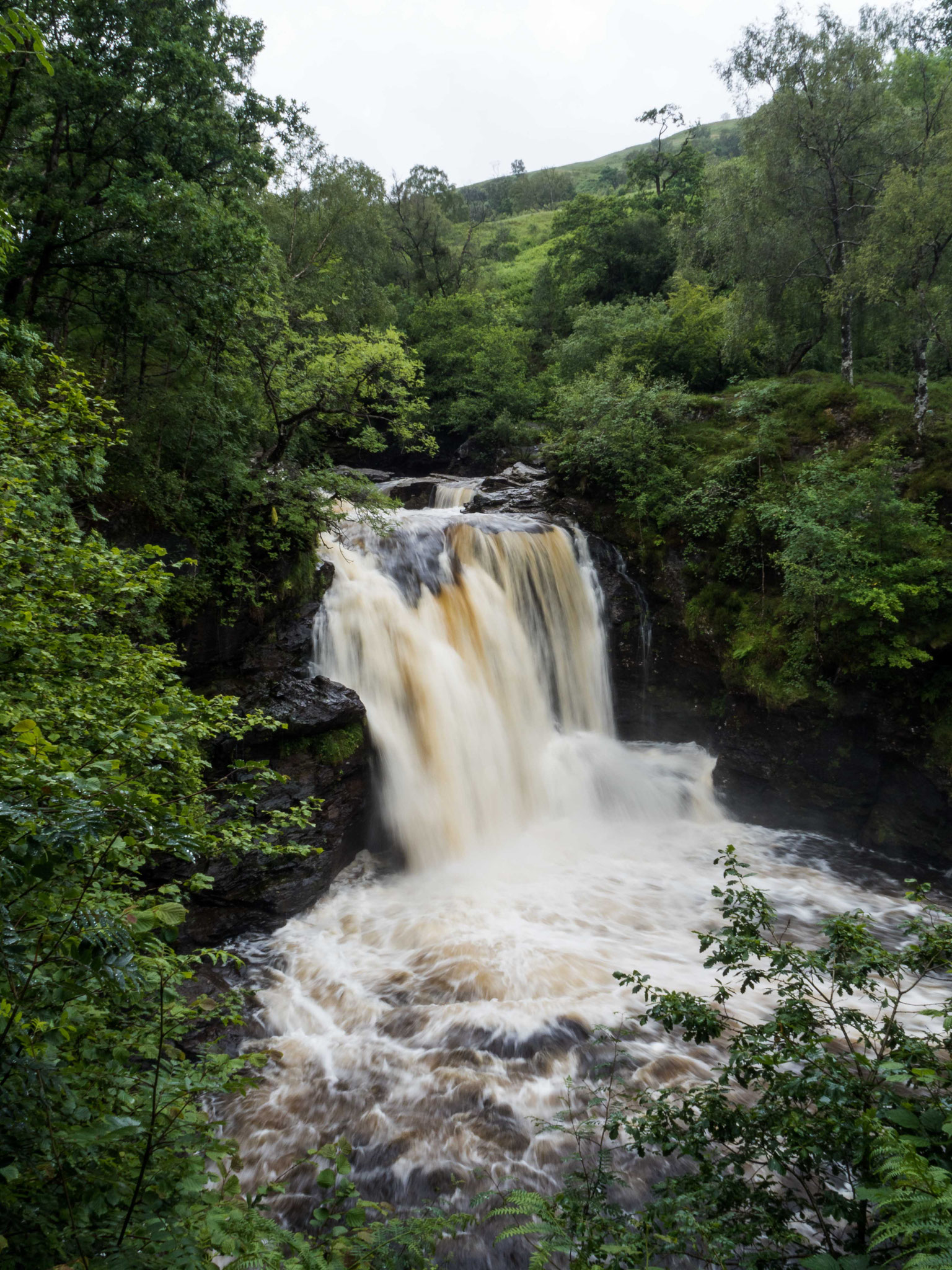 Falloch Wasserfälle