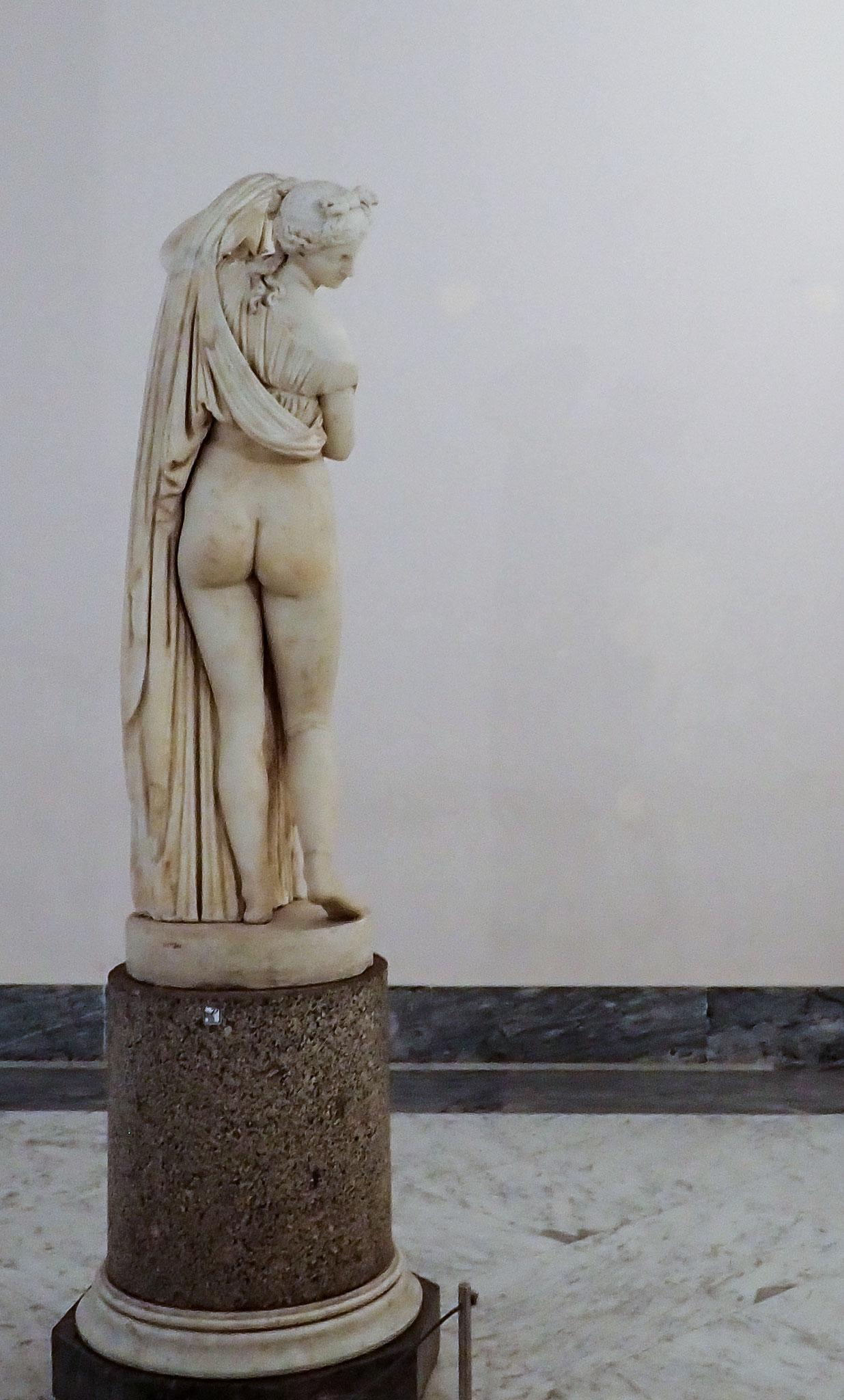 Venus mit dem schönen Hintern