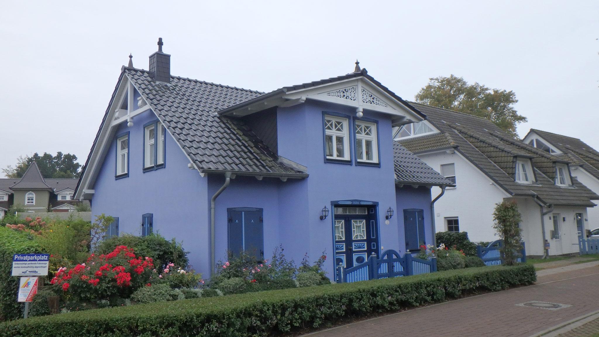 Häuser in Zingst