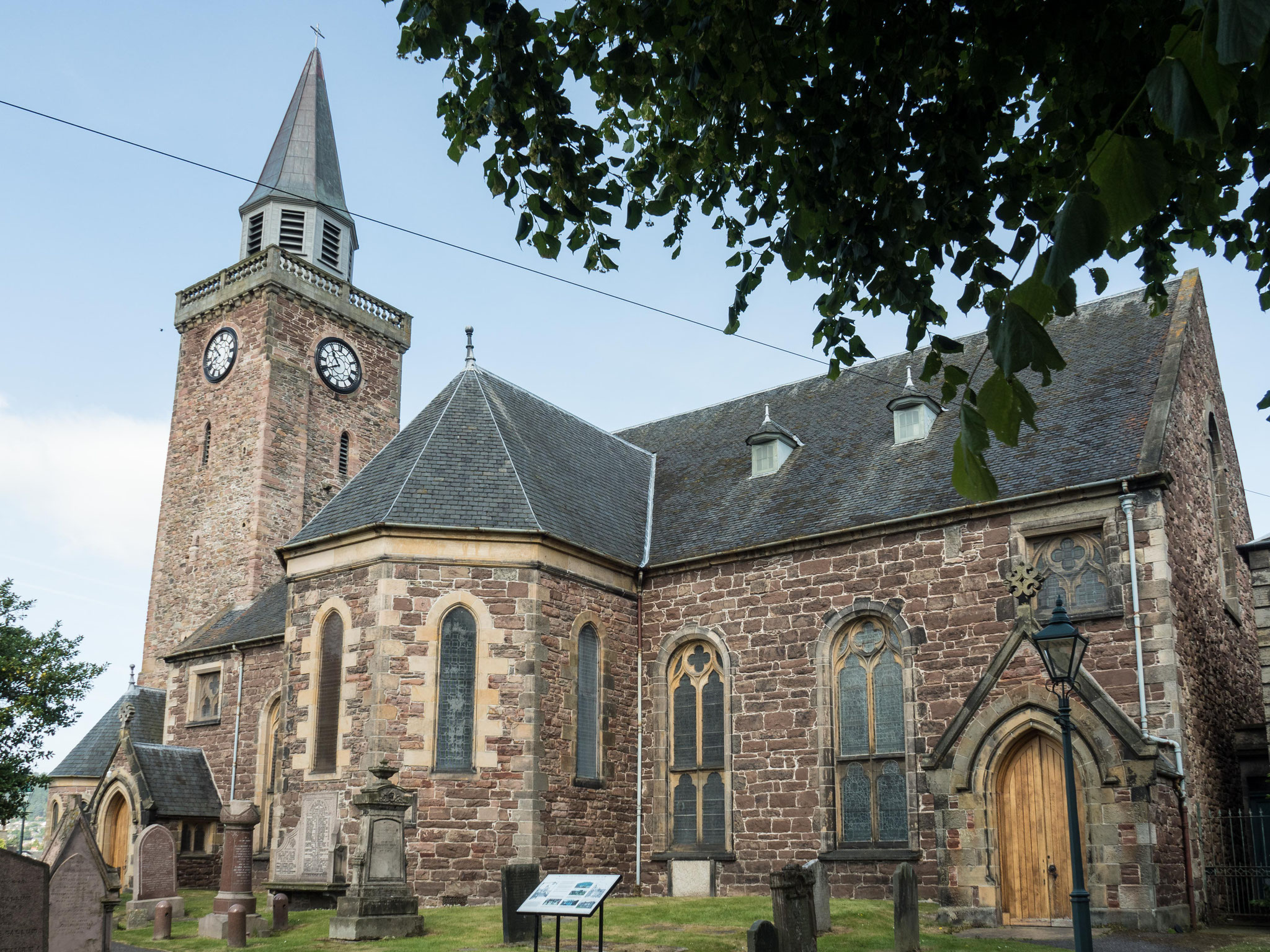 Bild: Old High Church Inverness