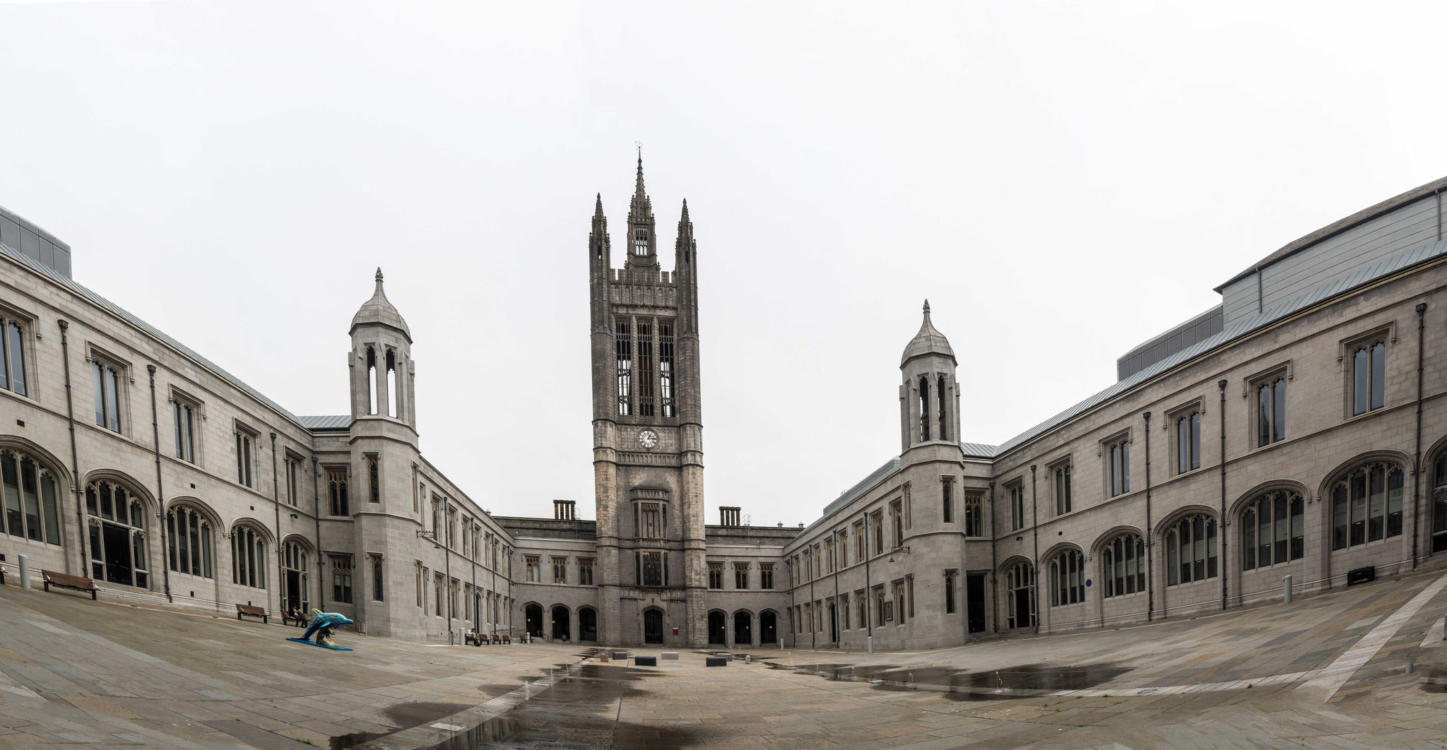 Bild: Marischal College