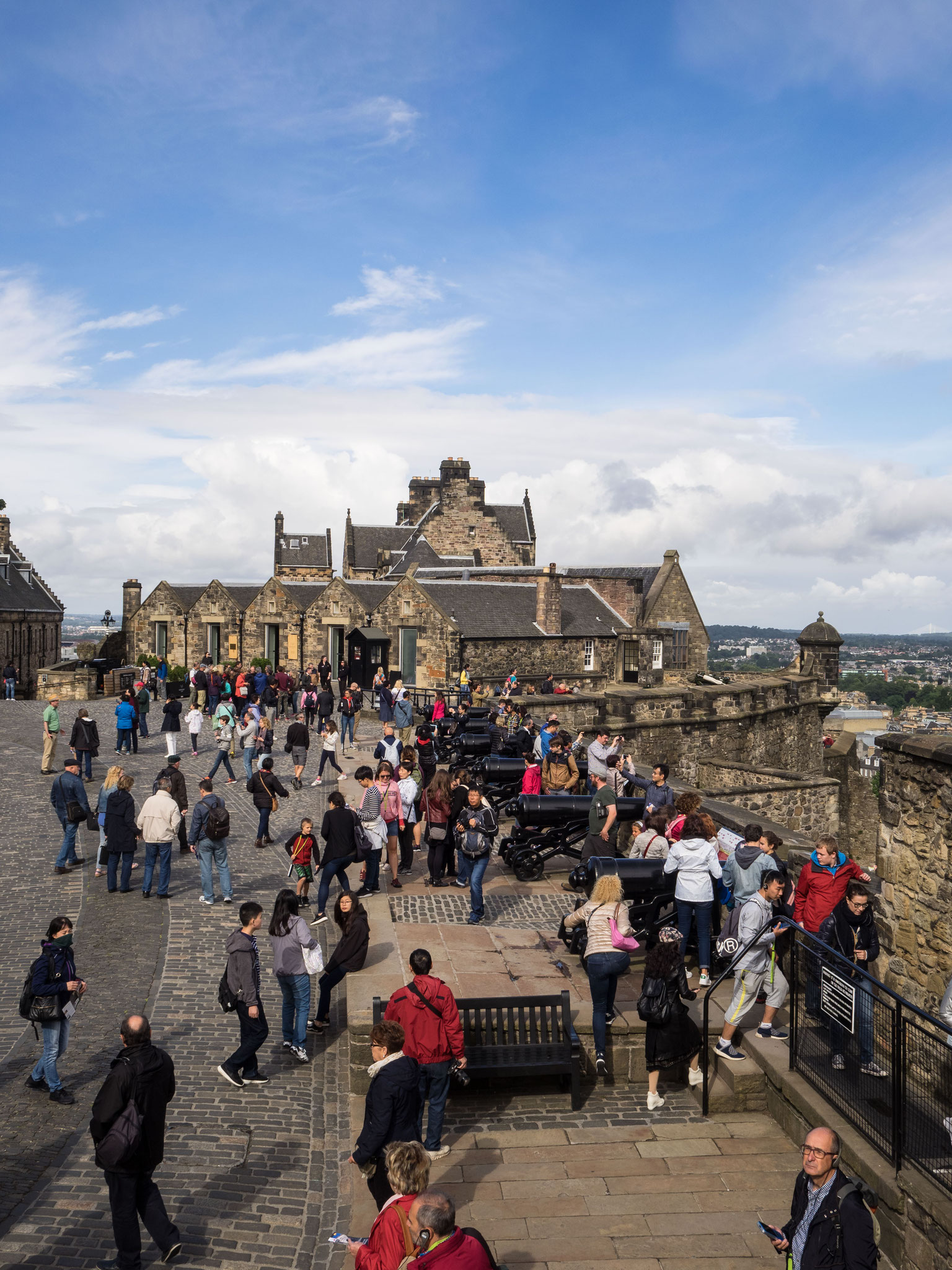 Bild: Edinburgh Castle