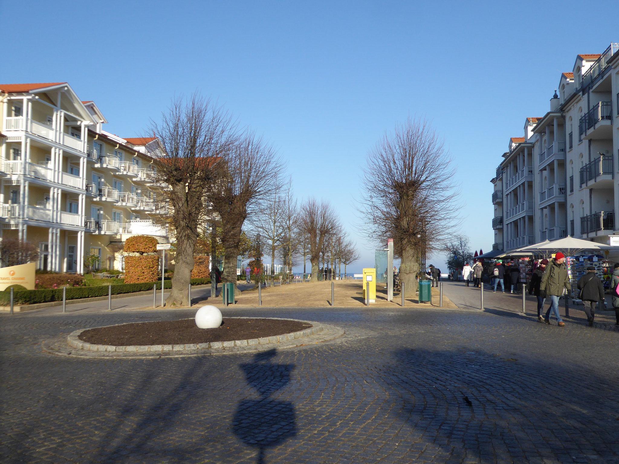 Die Strandstraße