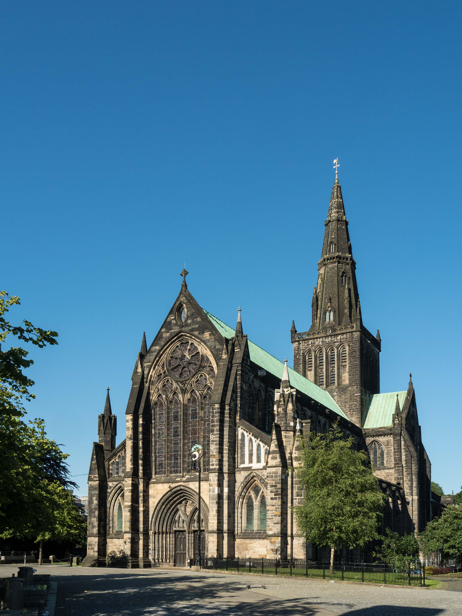 Glasgow Cathedral St. Mungo's