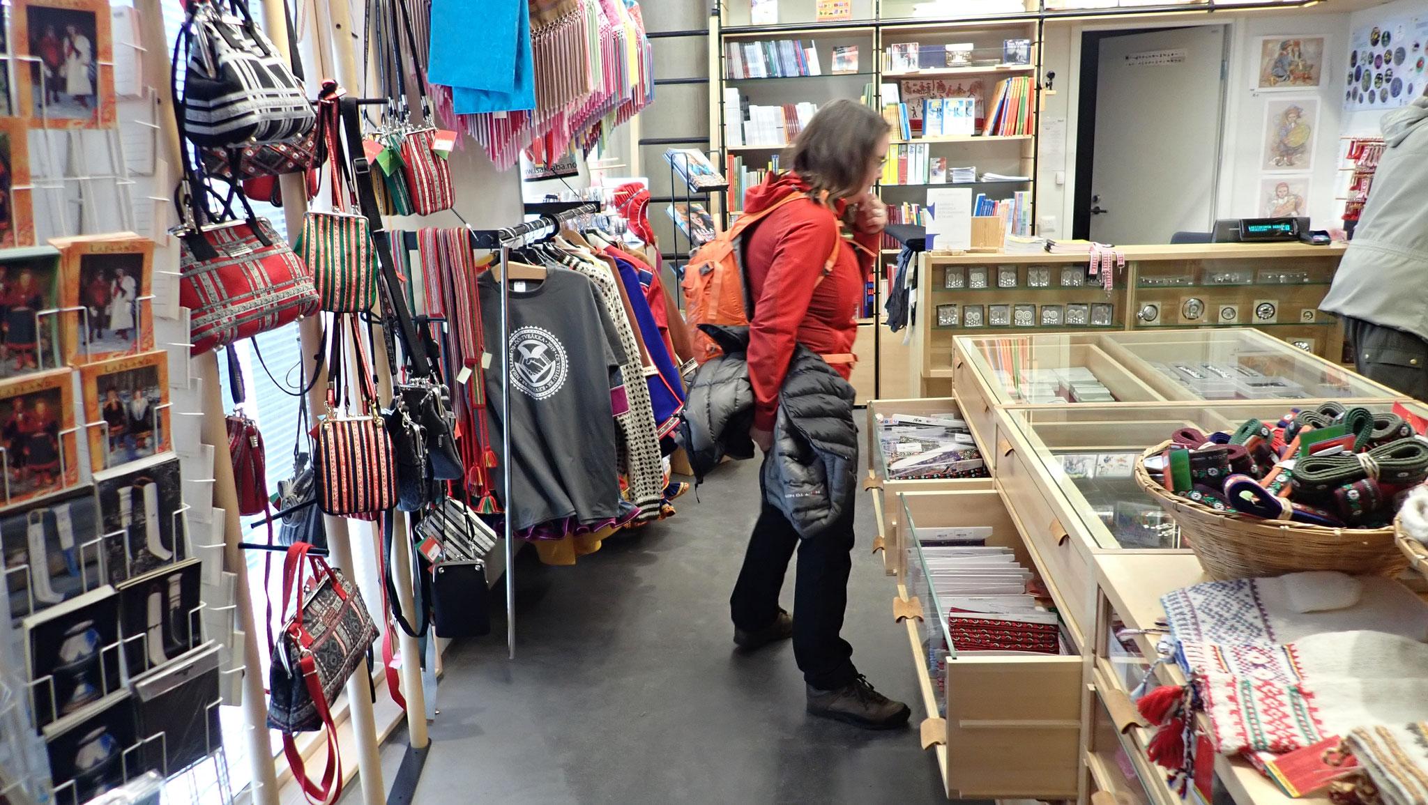 im Duodji Shop Sajos