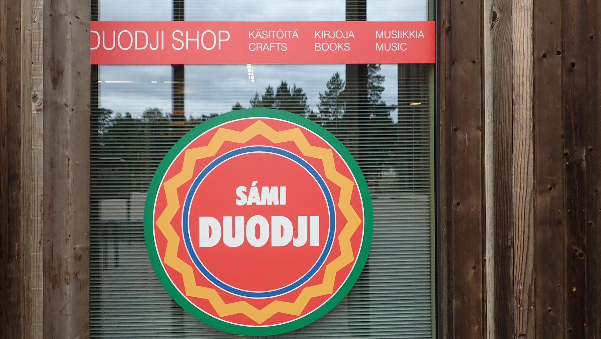Duodji Kennzeichen für Samisches Handwerk